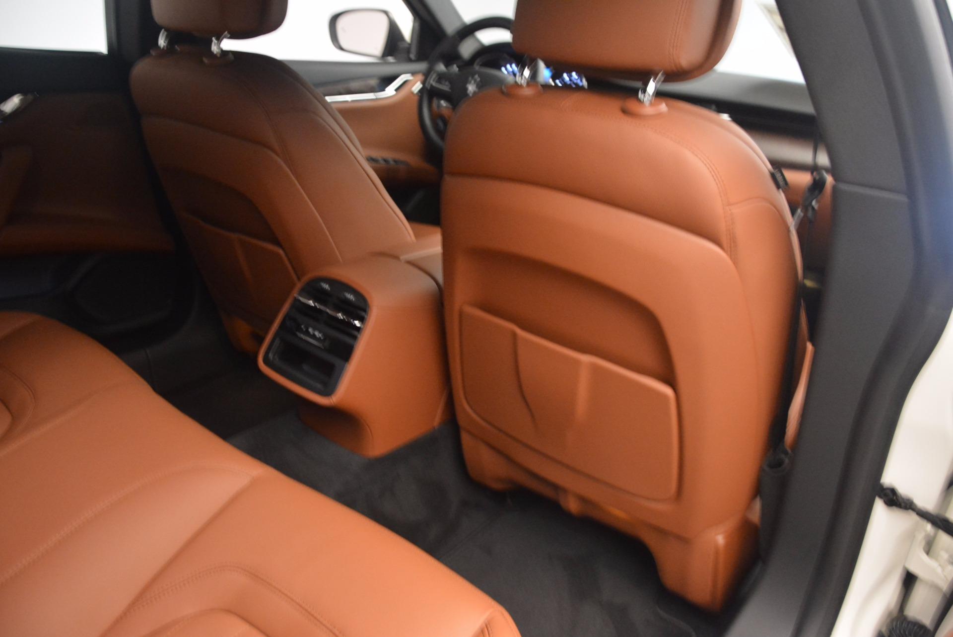 New 2017 Maserati Quattroporte SQ4 For Sale In Greenwich, CT. Alfa Romeo of Greenwich, W434 1065_p19