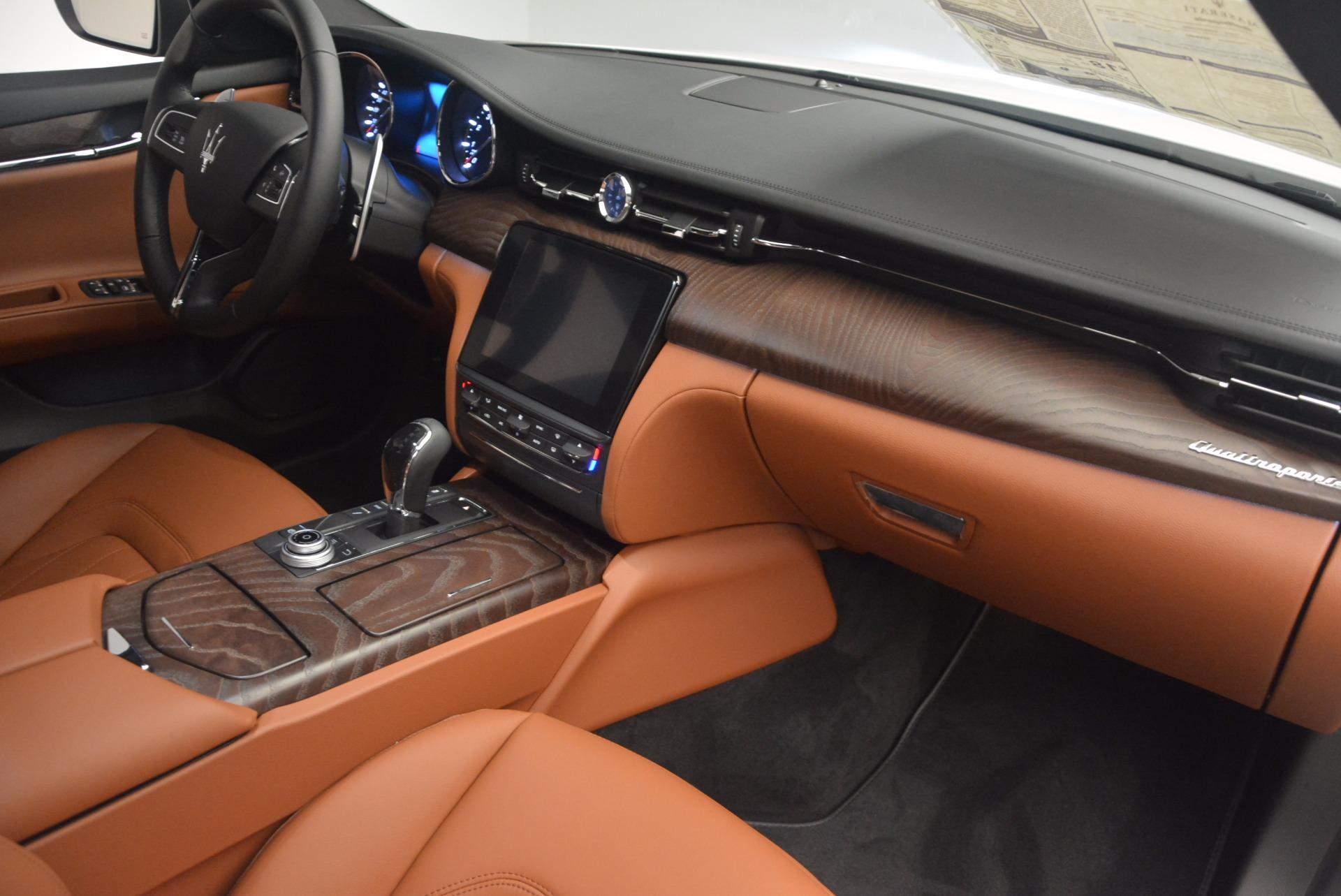 New 2017 Maserati Quattroporte SQ4 For Sale In Greenwich, CT. Alfa Romeo of Greenwich, W434 1065_p22