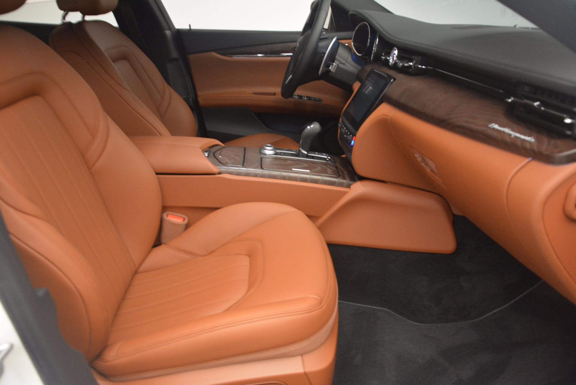 New 2017 Maserati Quattroporte SQ4 For Sale In Greenwich, CT. Alfa Romeo of Greenwich, W434 1065_p23
