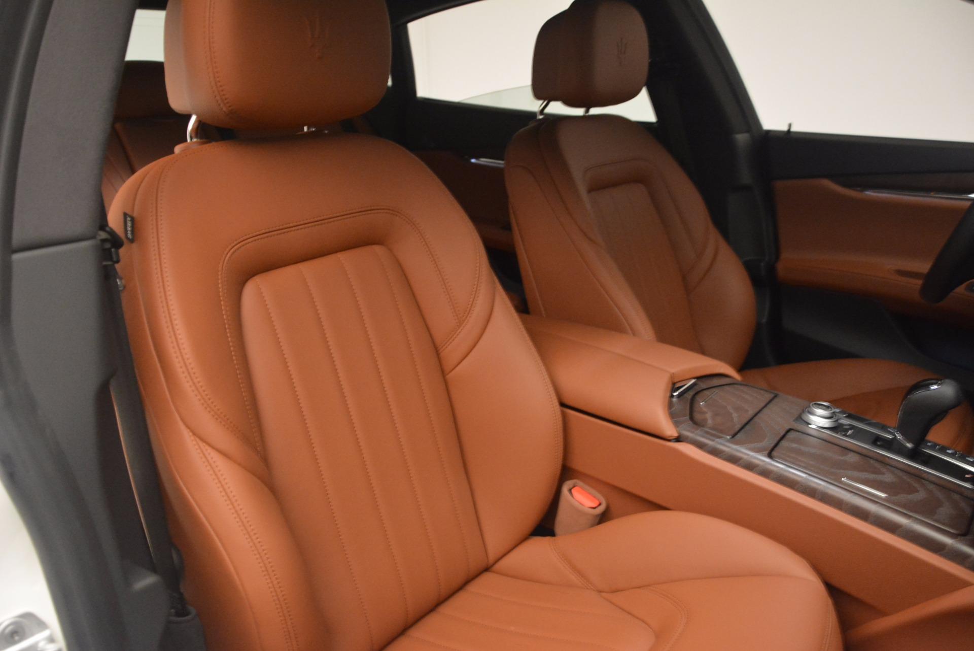 New 2017 Maserati Quattroporte SQ4 For Sale In Greenwich, CT. Alfa Romeo of Greenwich, W434 1065_p24