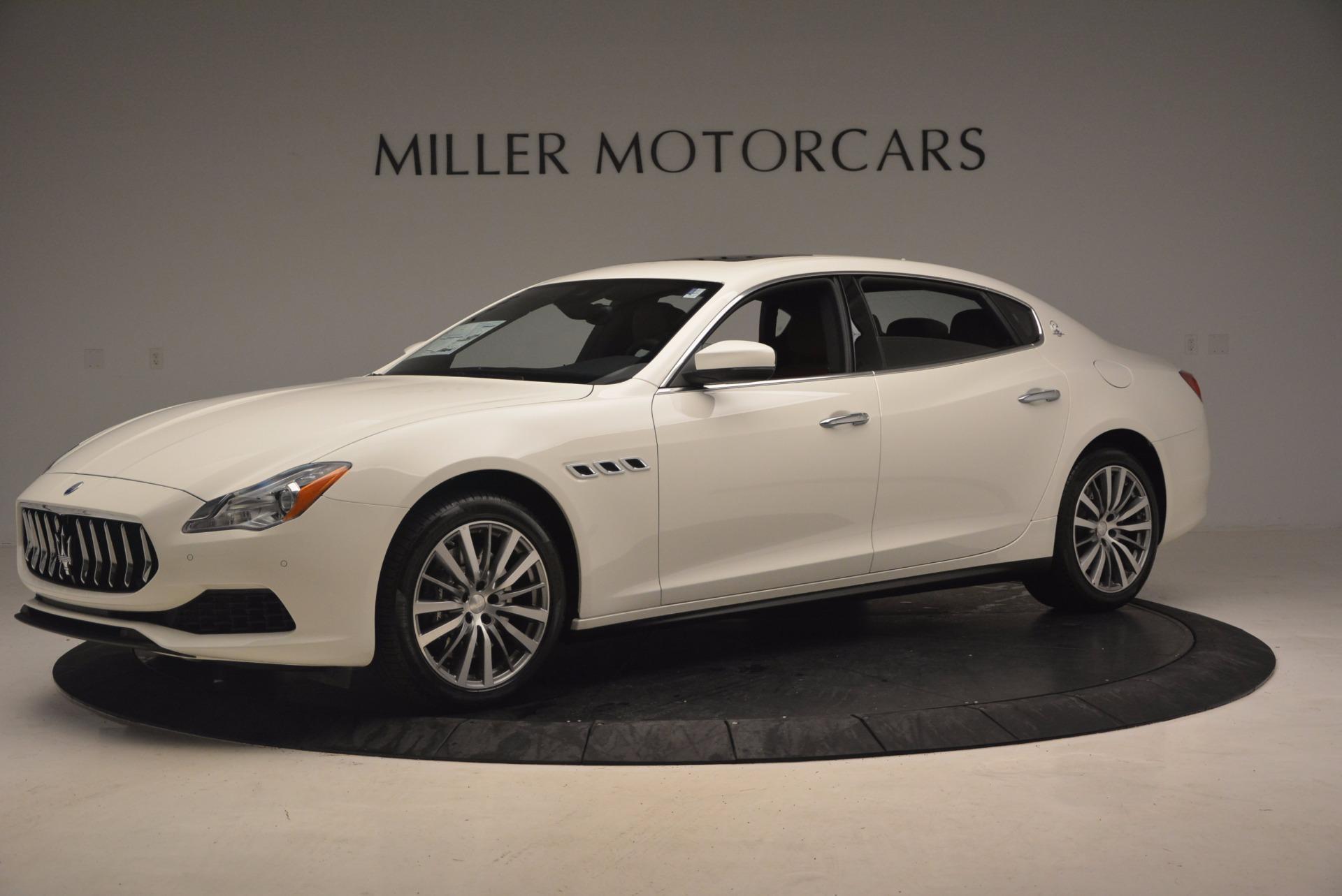 New 2017 Maserati Quattroporte SQ4 For Sale In Greenwich, CT. Alfa Romeo of Greenwich, W434 1065_p2