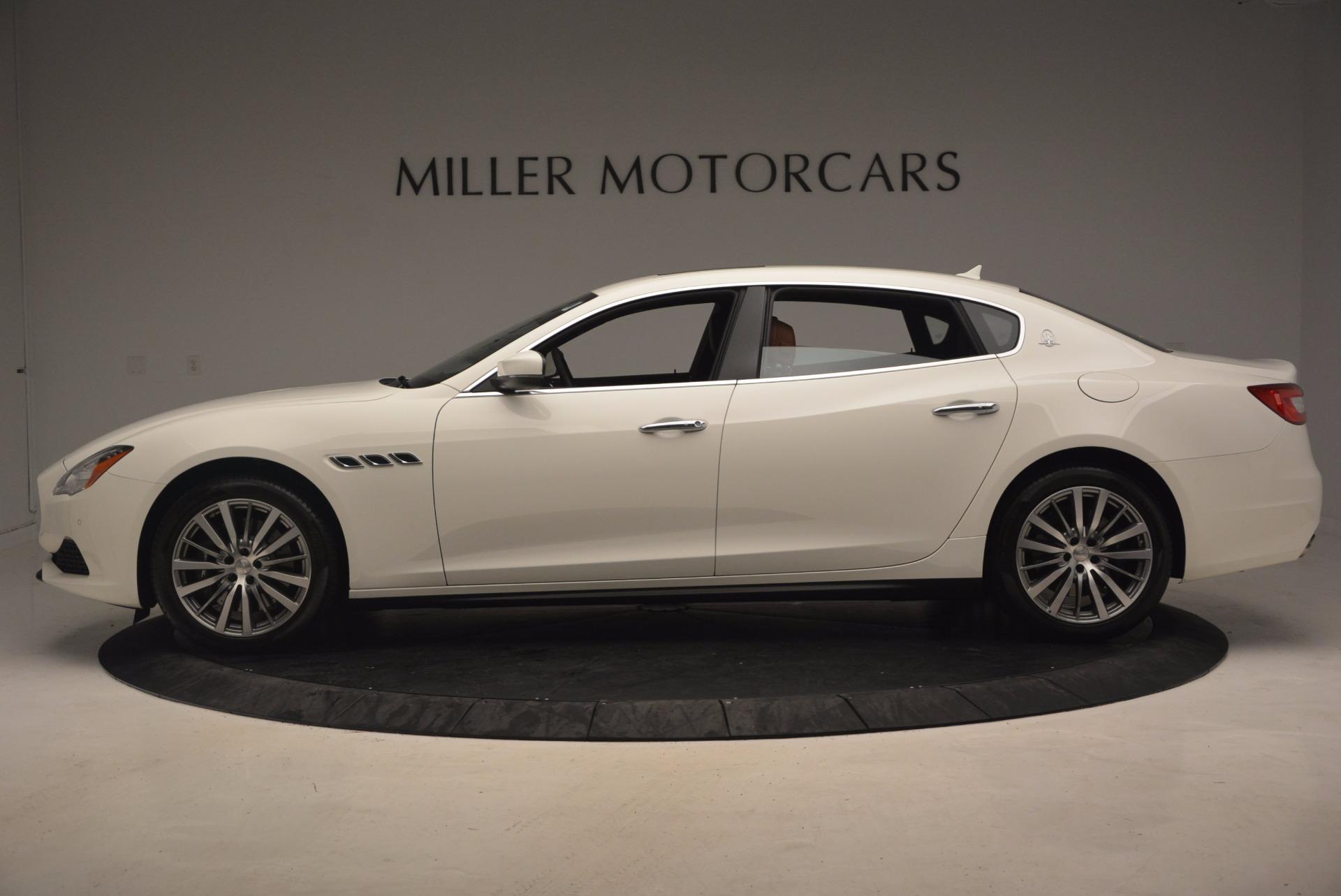 New 2017 Maserati Quattroporte SQ4 For Sale In Greenwich, CT. Alfa Romeo of Greenwich, W434 1065_p3