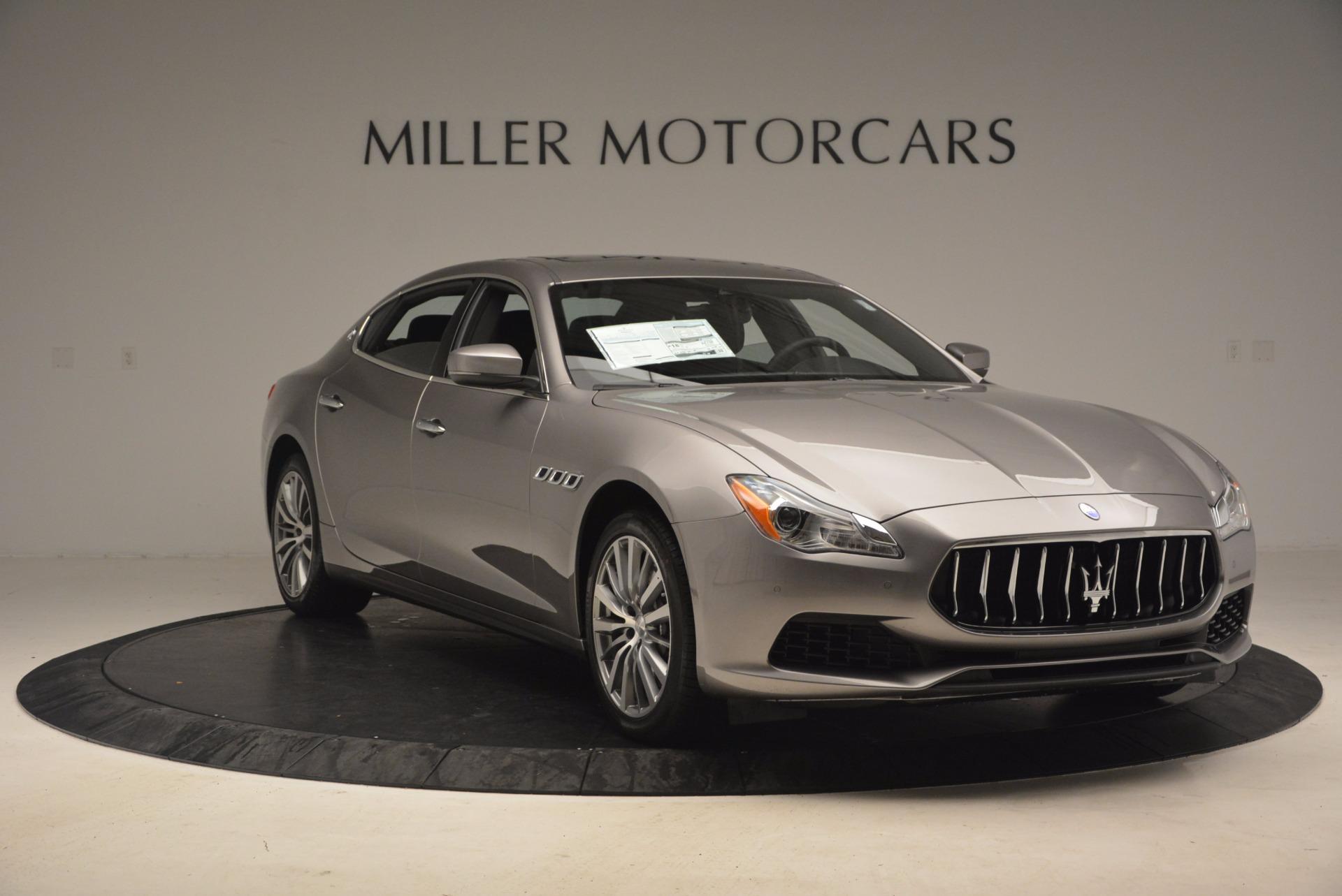 New 2017 Maserati Quattroporte SQ4 For Sale In Greenwich, CT. Alfa Romeo of Greenwich, W433 1066_p11