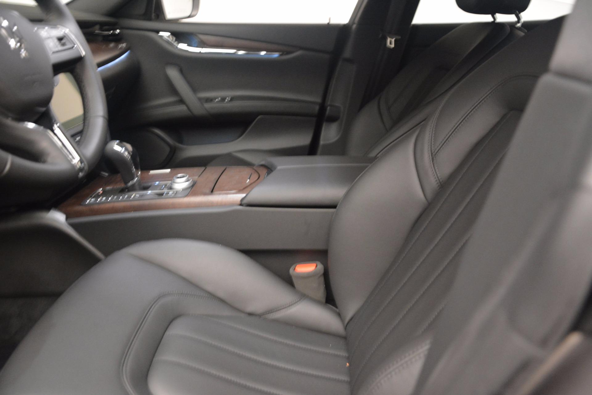 New 2017 Maserati Quattroporte SQ4 For Sale In Greenwich, CT. Alfa Romeo of Greenwich, W433 1066_p14