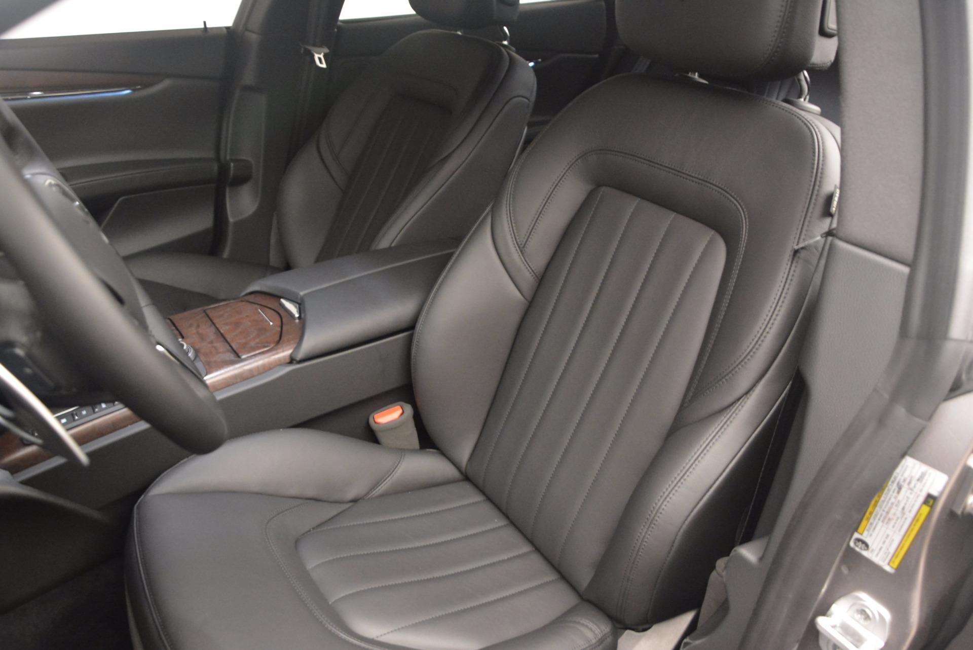 New 2017 Maserati Quattroporte SQ4 For Sale In Greenwich, CT. Alfa Romeo of Greenwich, W433 1066_p15