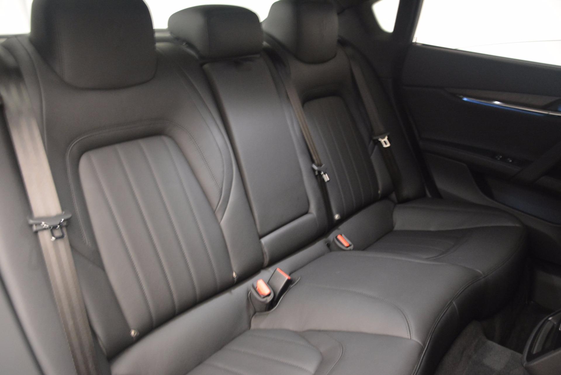 New 2017 Maserati Quattroporte SQ4 For Sale In Greenwich, CT. Alfa Romeo of Greenwich, W433 1066_p21