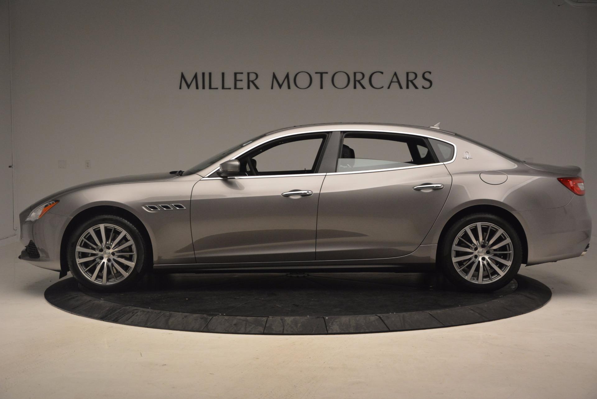 New 2017 Maserati Quattroporte SQ4 For Sale In Greenwich, CT. Alfa Romeo of Greenwich, W433 1066_p3