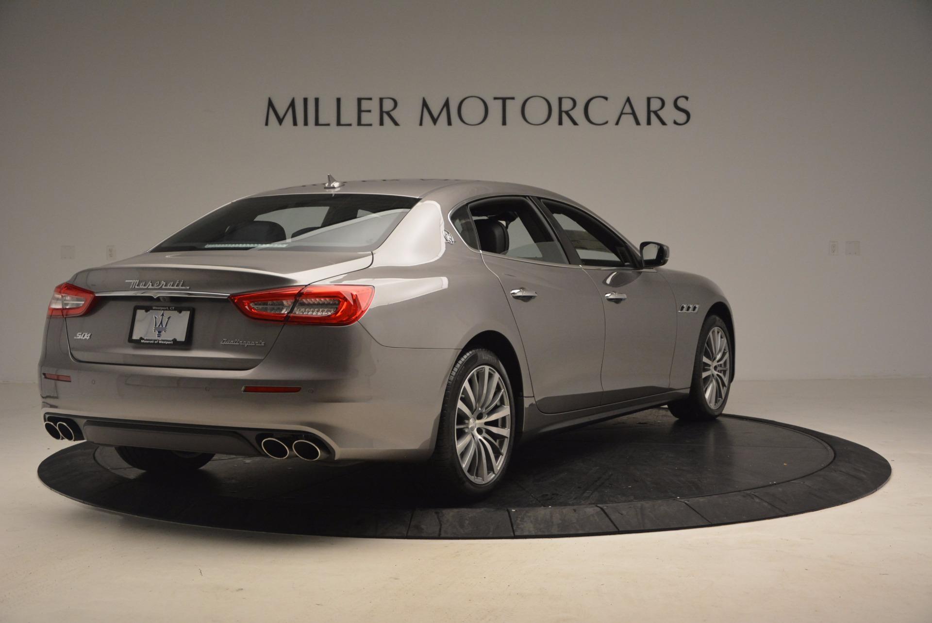 New 2017 Maserati Quattroporte SQ4 For Sale In Greenwich, CT. Alfa Romeo of Greenwich, W433 1066_p7