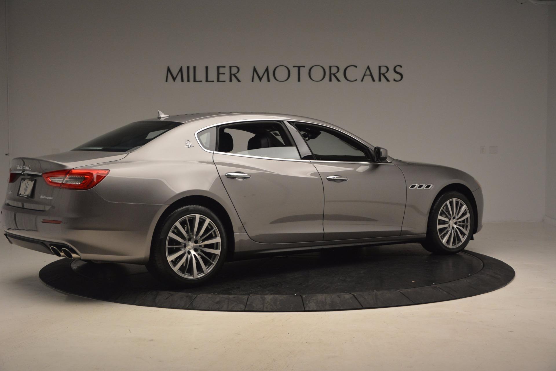 New 2017 Maserati Quattroporte SQ4 For Sale In Greenwich, CT. Alfa Romeo of Greenwich, W433 1066_p8