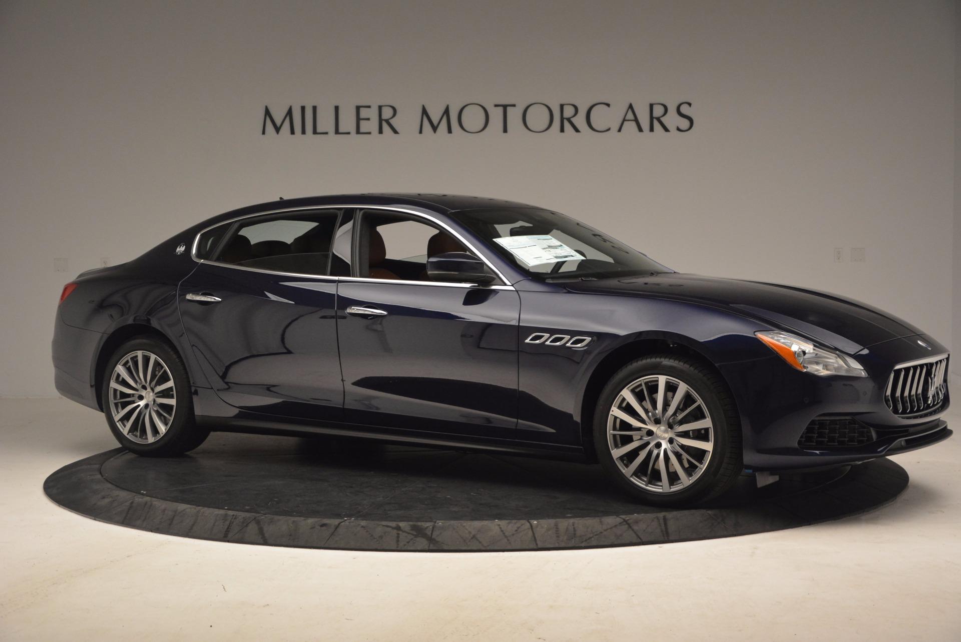 New 2017 Maserati Quattroporte S Q4 For Sale In Greenwich, CT. Alfa Romeo of Greenwich, W432 1067_p10