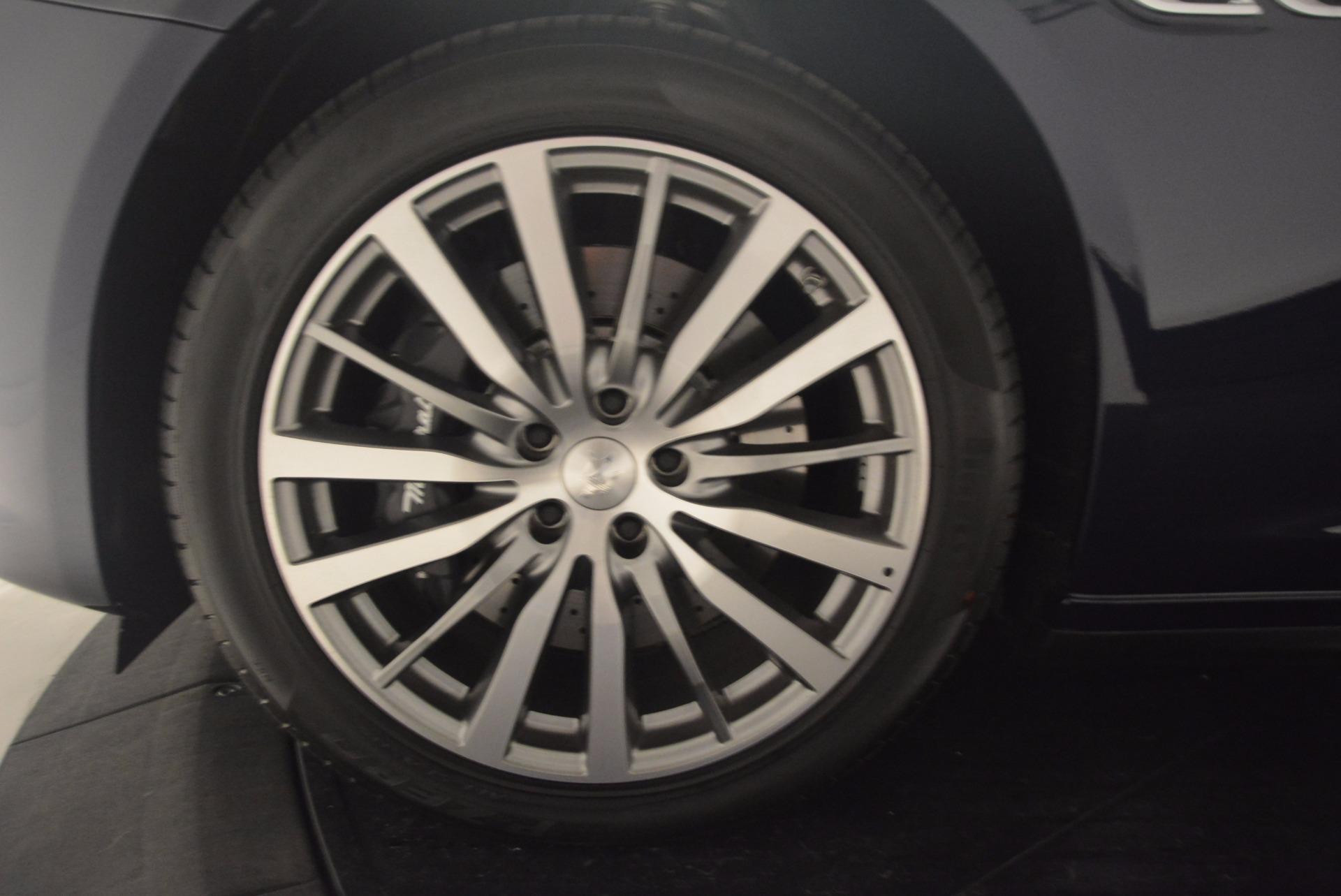 New 2017 Maserati Quattroporte S Q4 For Sale In Greenwich, CT. Alfa Romeo of Greenwich, W432 1067_p13