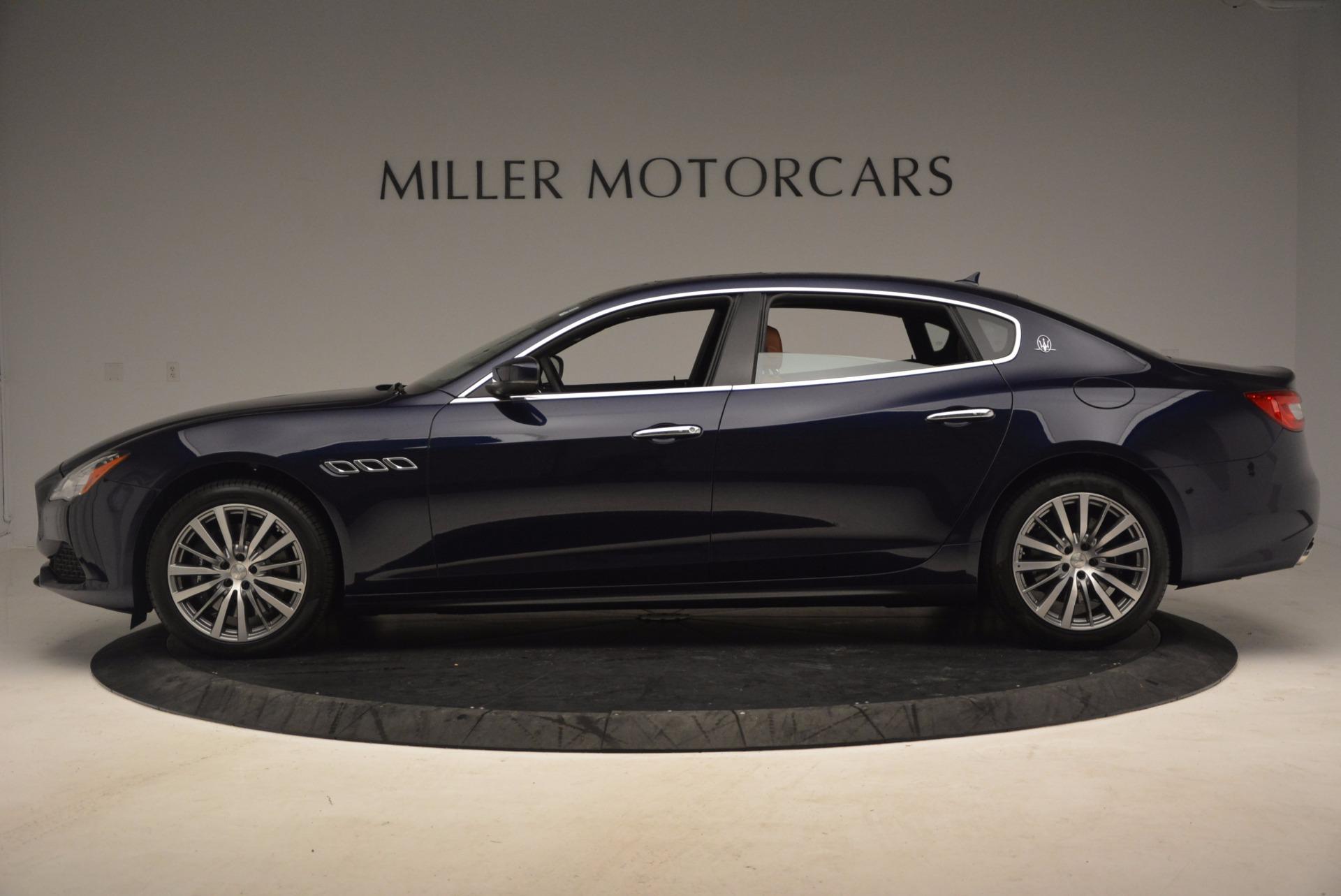 New 2017 Maserati Quattroporte S Q4 For Sale In Greenwich, CT. Alfa Romeo of Greenwich, W432 1067_p3