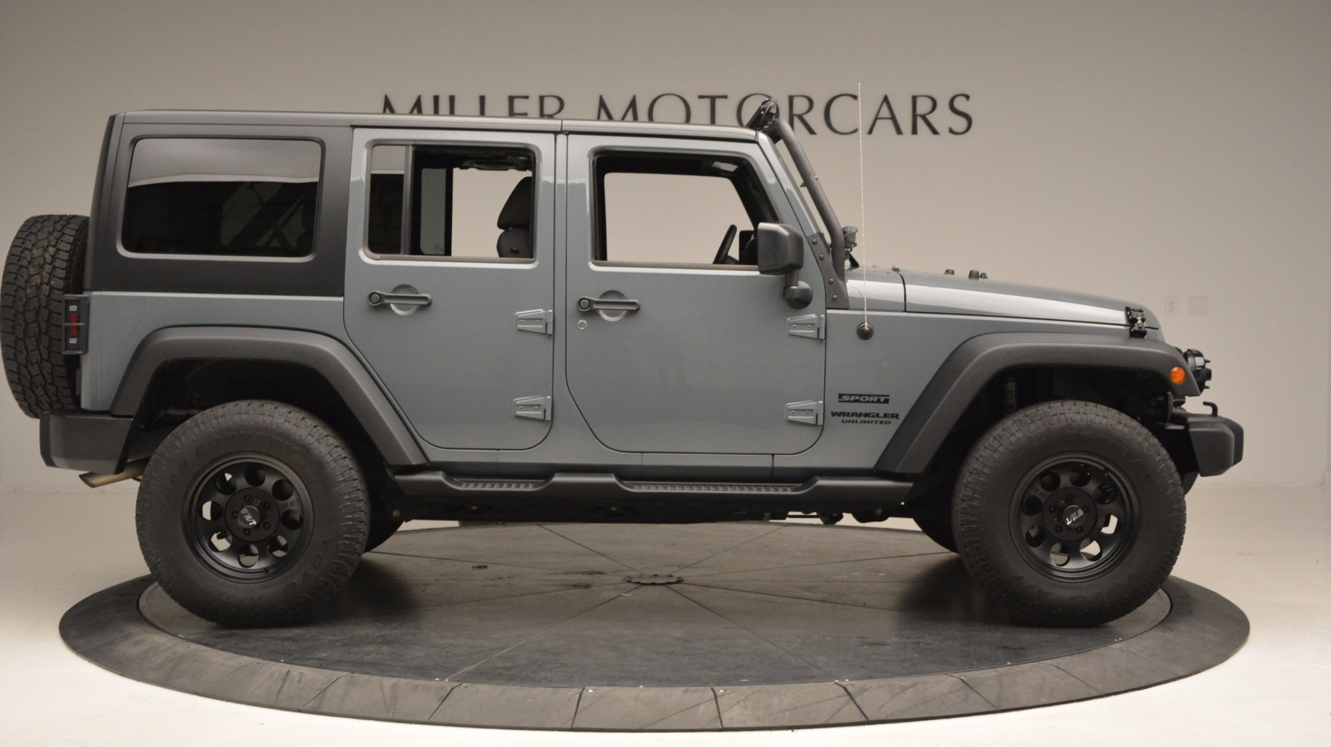 Used 2014 Jeep Wrangler Unlimited Sport For Sale In Greenwich, CT. Alfa Romeo of Greenwich, L063A 1068_p11