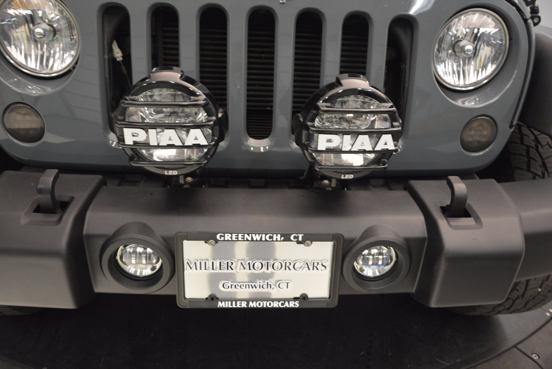 Used 2014 Jeep Wrangler Unlimited Sport For Sale In Greenwich, CT. Alfa Romeo of Greenwich, L063A 1068_p29