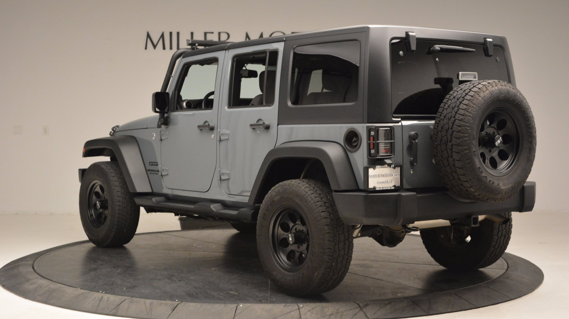 Used 2014 Jeep Wrangler Unlimited Sport For Sale In Greenwich, CT. Alfa Romeo of Greenwich, L063A 1068_p5