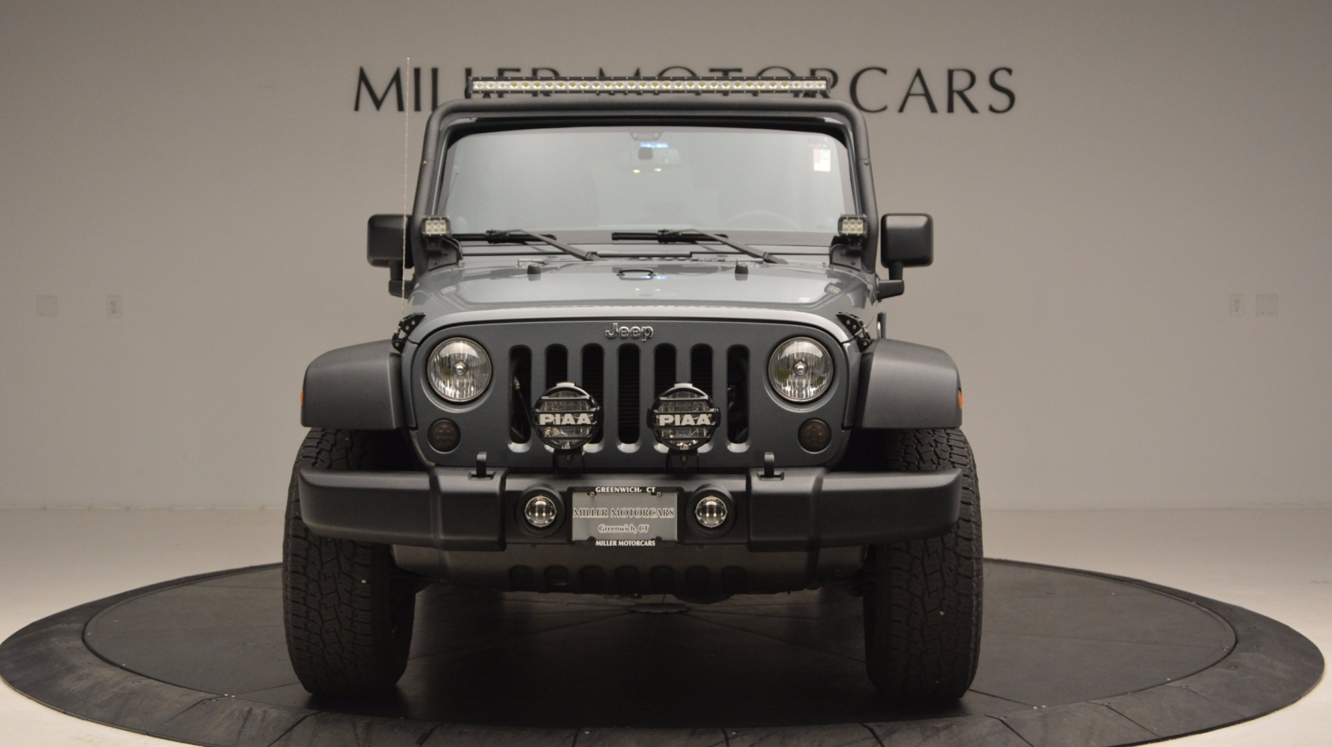 Used 2014 Jeep Wrangler Unlimited Sport For Sale In Greenwich, CT. Alfa Romeo of Greenwich, L063A 1068_p6