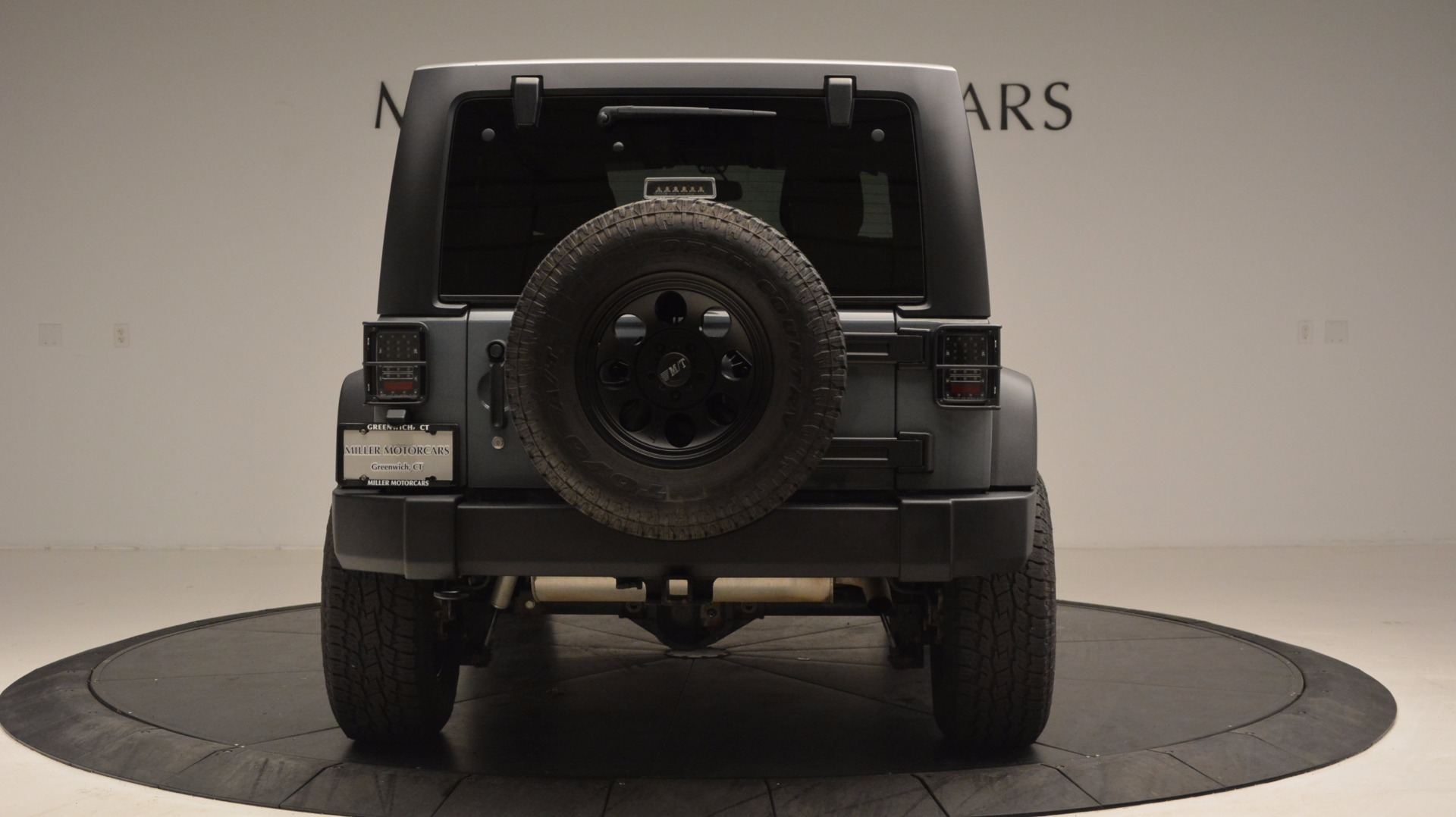Used 2014 Jeep Wrangler Unlimited Sport For Sale In Greenwich, CT. Alfa Romeo of Greenwich, L063A 1068_p7
