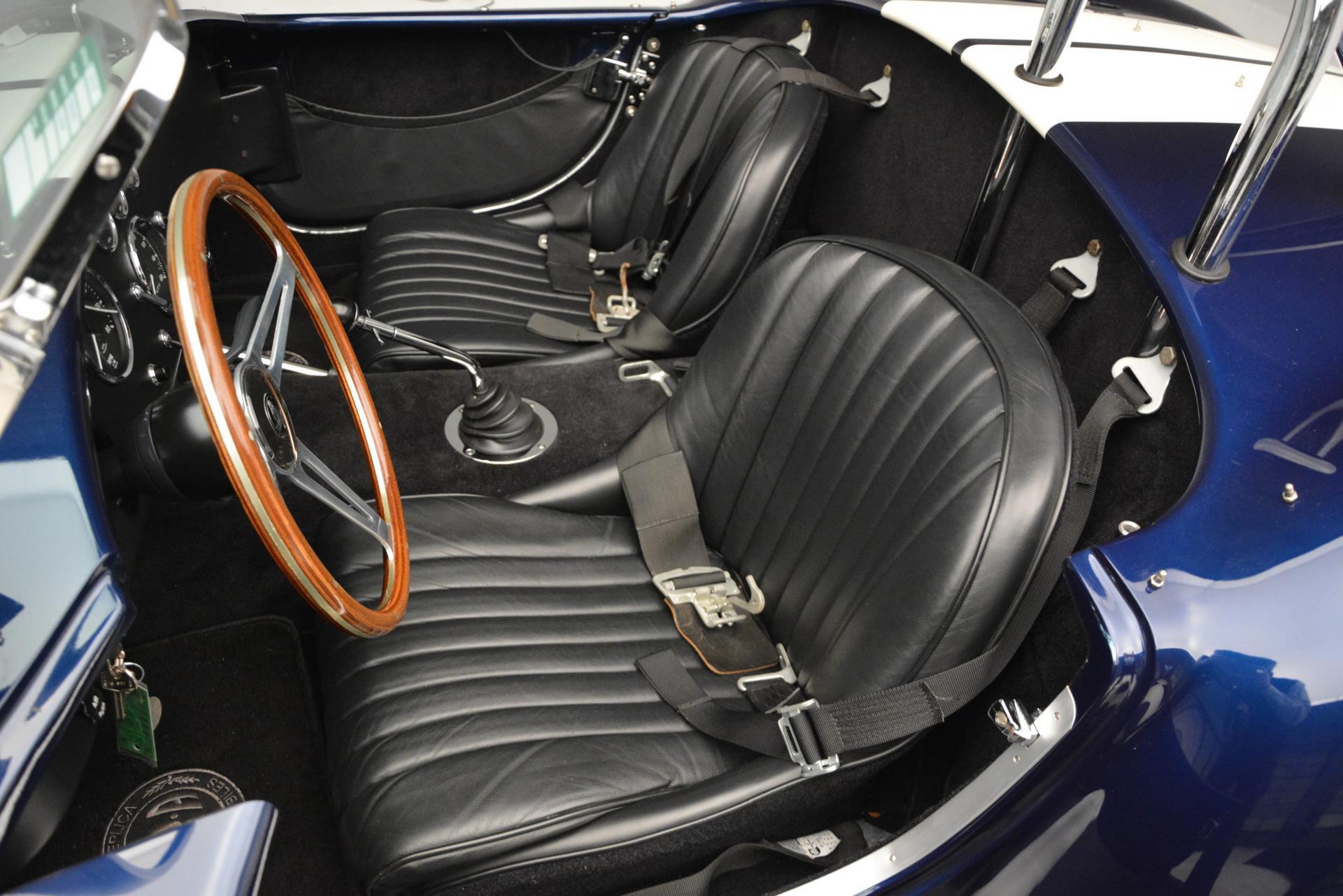 Used 2006 Ford ERA 427 SC  For Sale In Greenwich, CT. Alfa Romeo of Greenwich, 7051 107_p13