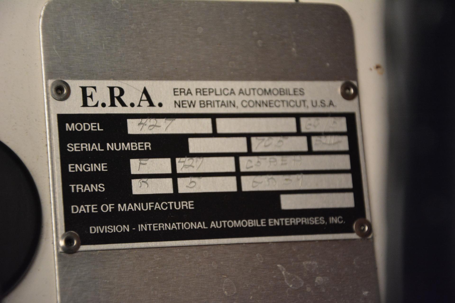 Used 2006 Ford ERA 427 SC  For Sale In Greenwich, CT. Alfa Romeo of Greenwich, 7051 107_p24