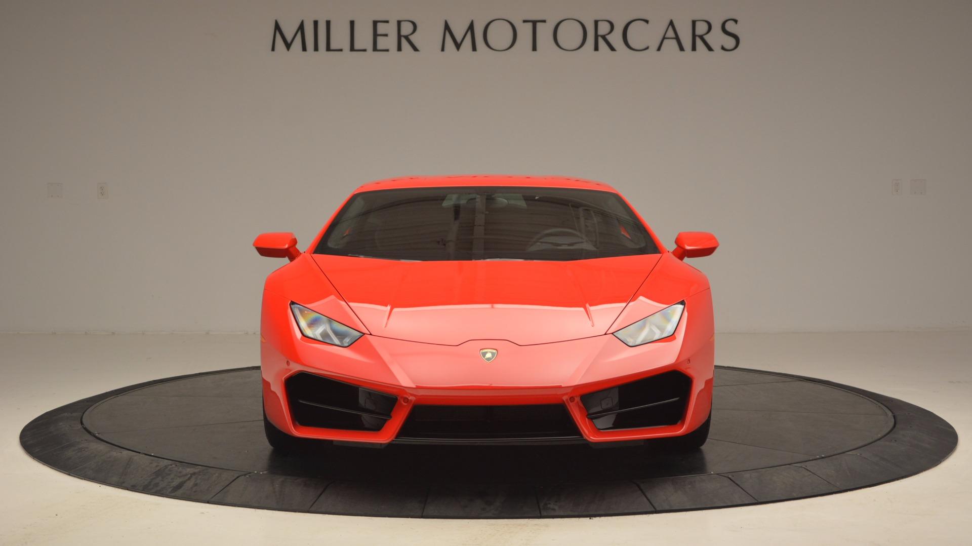 Used 2016 Lamborghini Huracan LP 580-2 For Sale In Greenwich, CT. Alfa Romeo of Greenwich, 7184 1070_p12