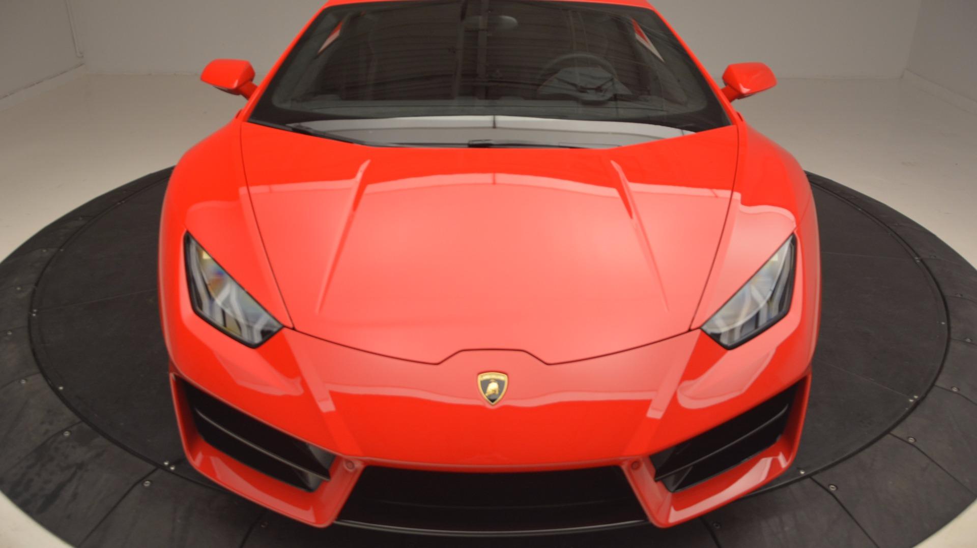 Used 2016 Lamborghini Huracan LP 580-2 For Sale In Greenwich, CT. Alfa Romeo of Greenwich, 7184 1070_p13
