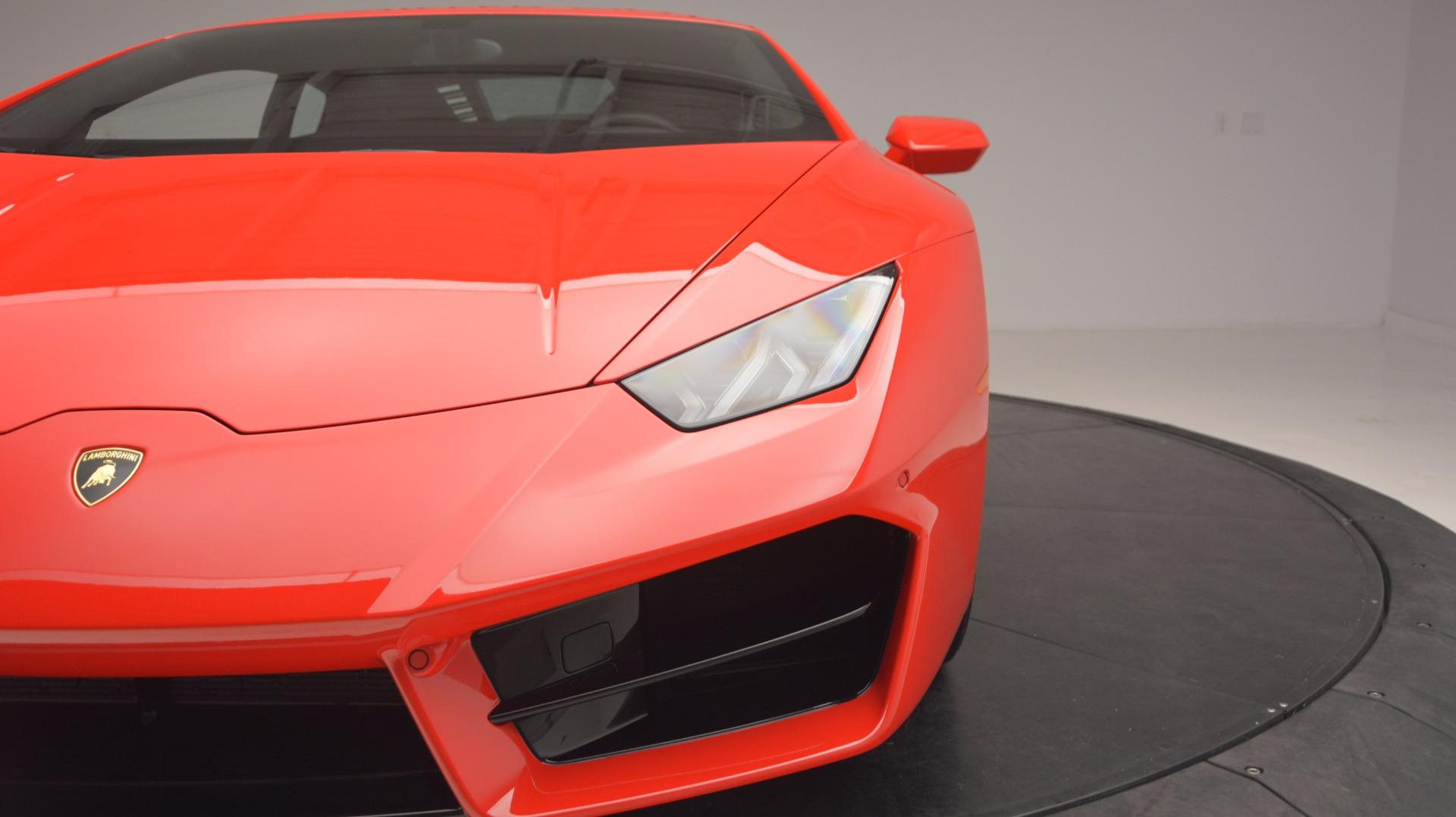 Used 2016 Lamborghini Huracan LP 580-2 For Sale In Greenwich, CT. Alfa Romeo of Greenwich, 7184 1070_p15