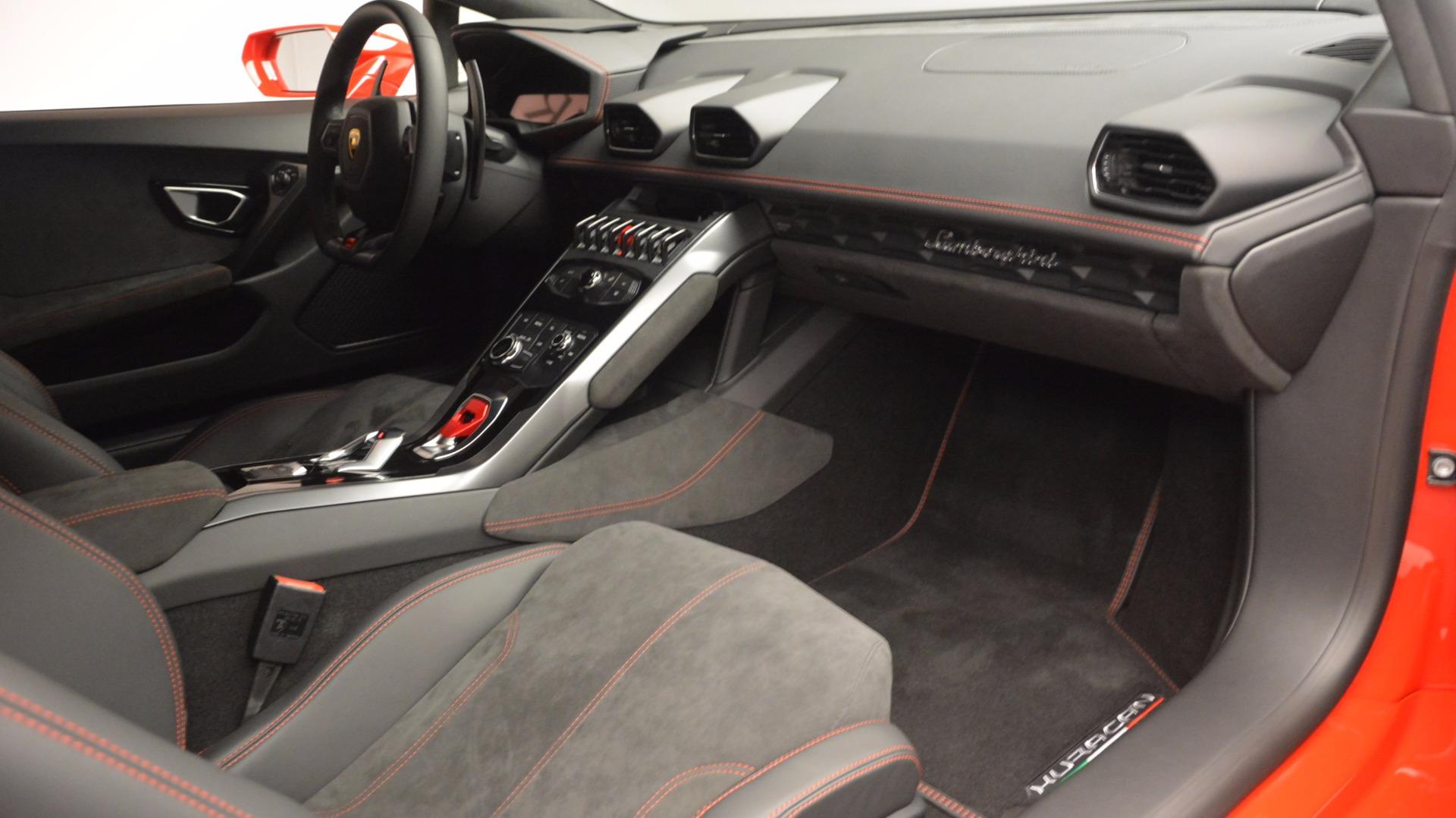 Used 2016 Lamborghini Huracan LP 580-2 For Sale In Greenwich, CT. Alfa Romeo of Greenwich, 7184 1070_p33