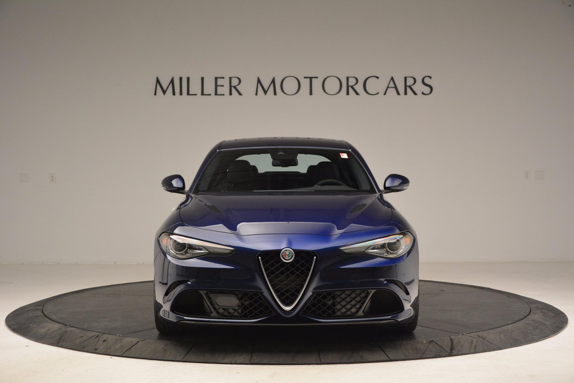 New 2017 Alfa Romeo Giulia Quadrifoglio For Sale In Greenwich, CT. Alfa Romeo of Greenwich, F1797A 1073_p12