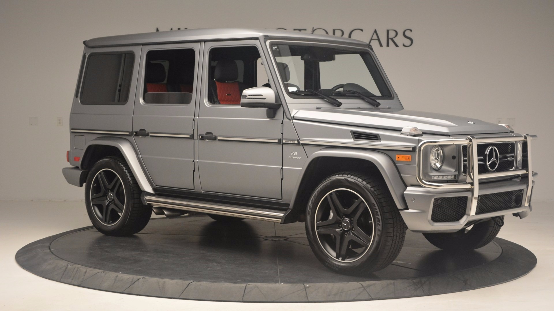 Used 2016 Mercedes Benz G-Class G 63 AMG For Sale In Greenwich, CT. Alfa Romeo of Greenwich, 7180 1075_p10