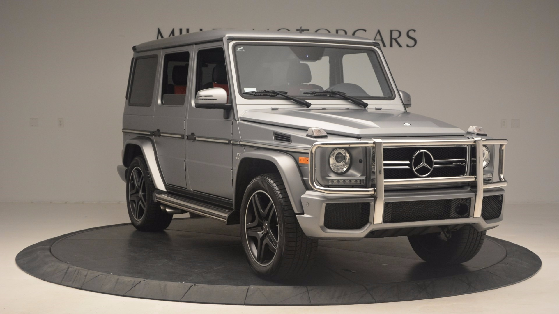 Used 2016 Mercedes Benz G-Class G 63 AMG For Sale In Greenwich, CT. Alfa Romeo of Greenwich, 7180 1075_p11