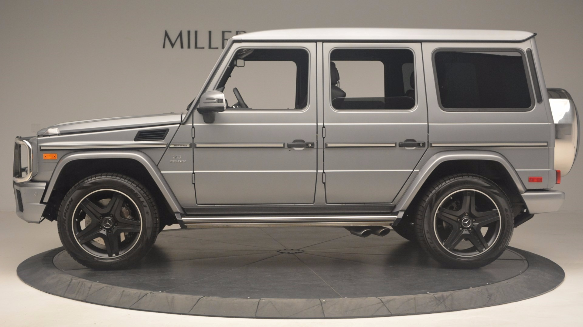 Used 2016 Mercedes Benz G-Class G 63 AMG For Sale In Greenwich, CT. Alfa Romeo of Greenwich, 7180 1075_p3