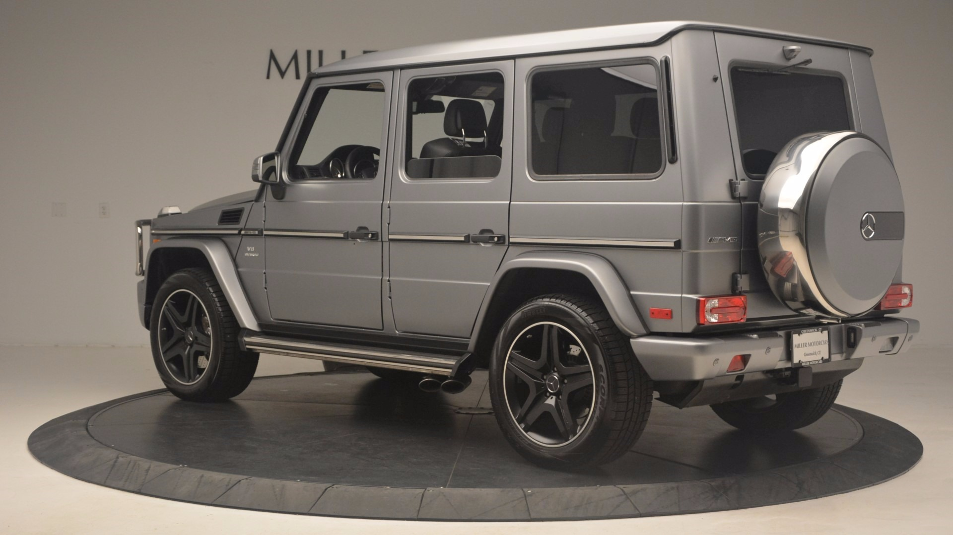 Used 2016 Mercedes Benz G-Class G 63 AMG For Sale In Greenwich, CT. Alfa Romeo of Greenwich, 7180 1075_p4
