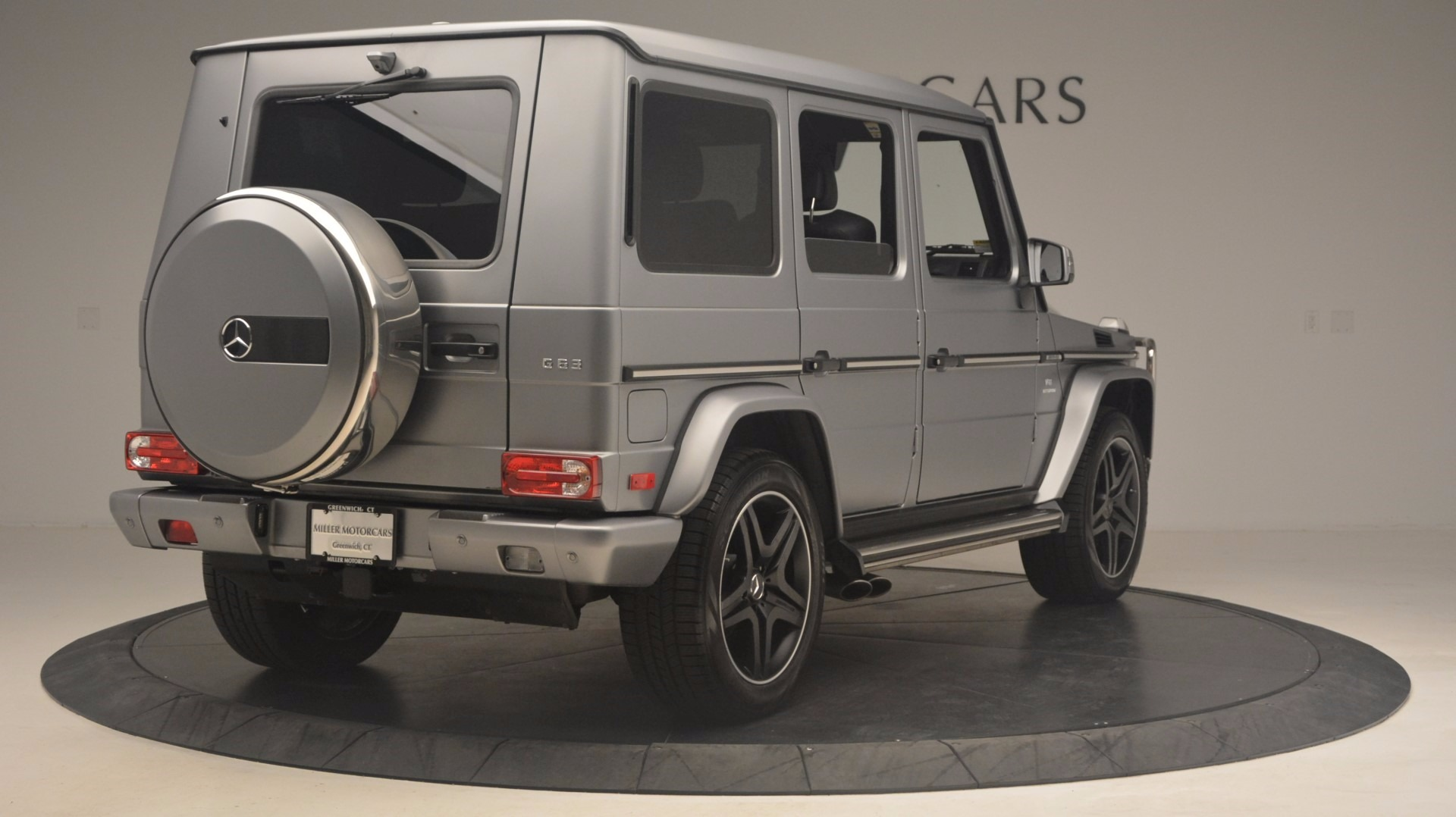 Used 2016 Mercedes Benz G-Class G 63 AMG For Sale In Greenwich, CT. Alfa Romeo of Greenwich, 7180 1075_p7