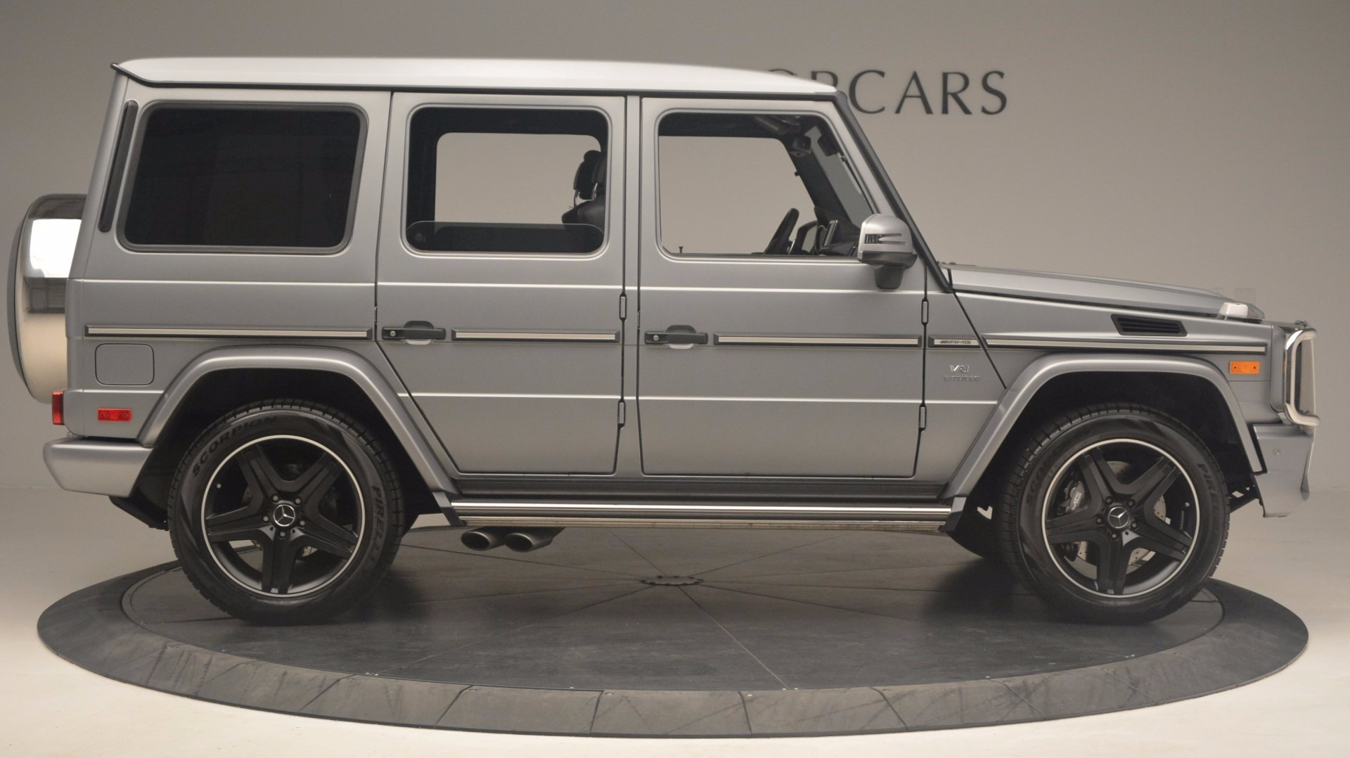 Used 2016 Mercedes Benz G-Class G 63 AMG For Sale In Greenwich, CT. Alfa Romeo of Greenwich, 7180 1075_p9