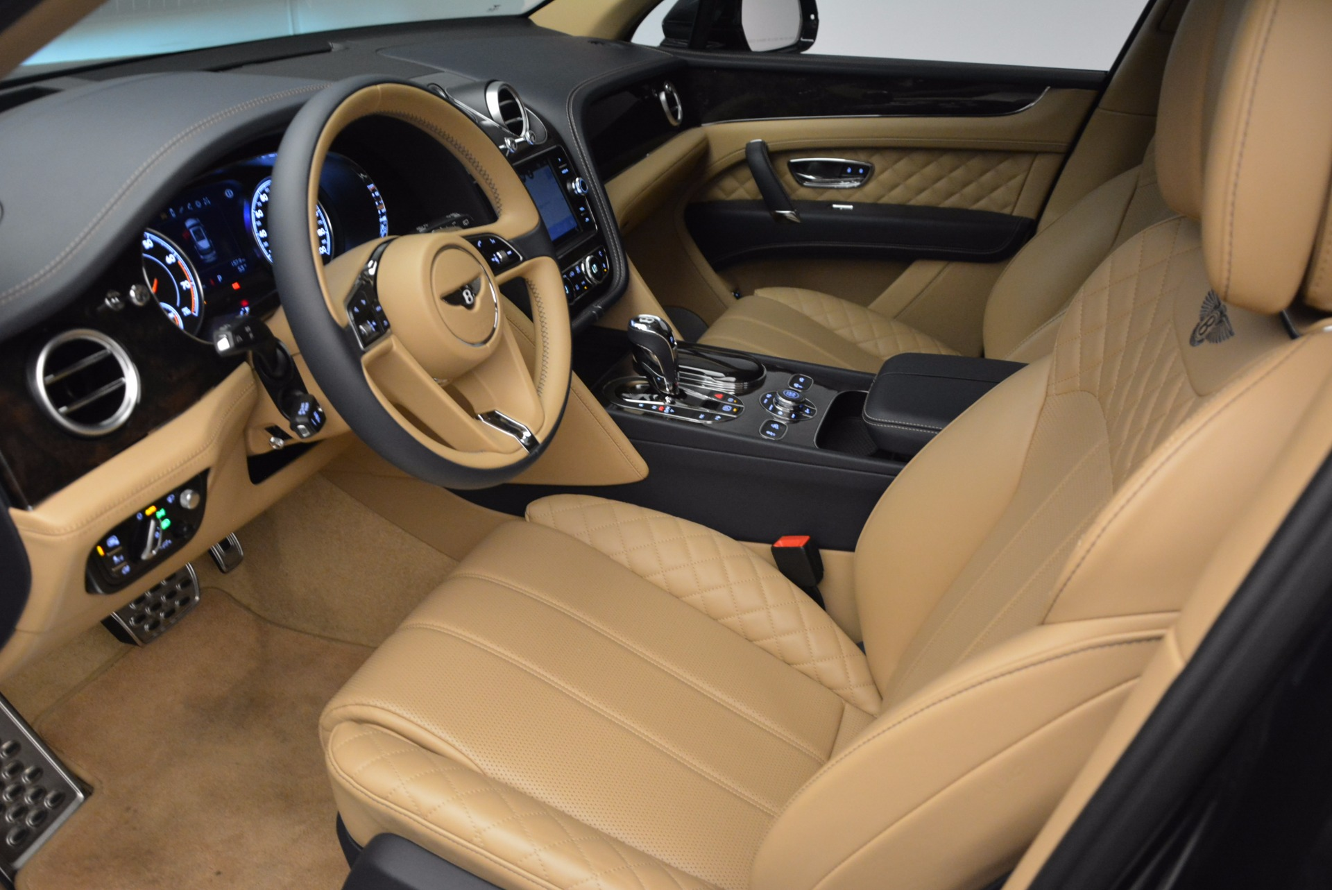 Used 2017 Bentley Bentayga W12 For Sale In Greenwich, CT. Alfa Romeo of Greenwich, M2166A 1077_p20
