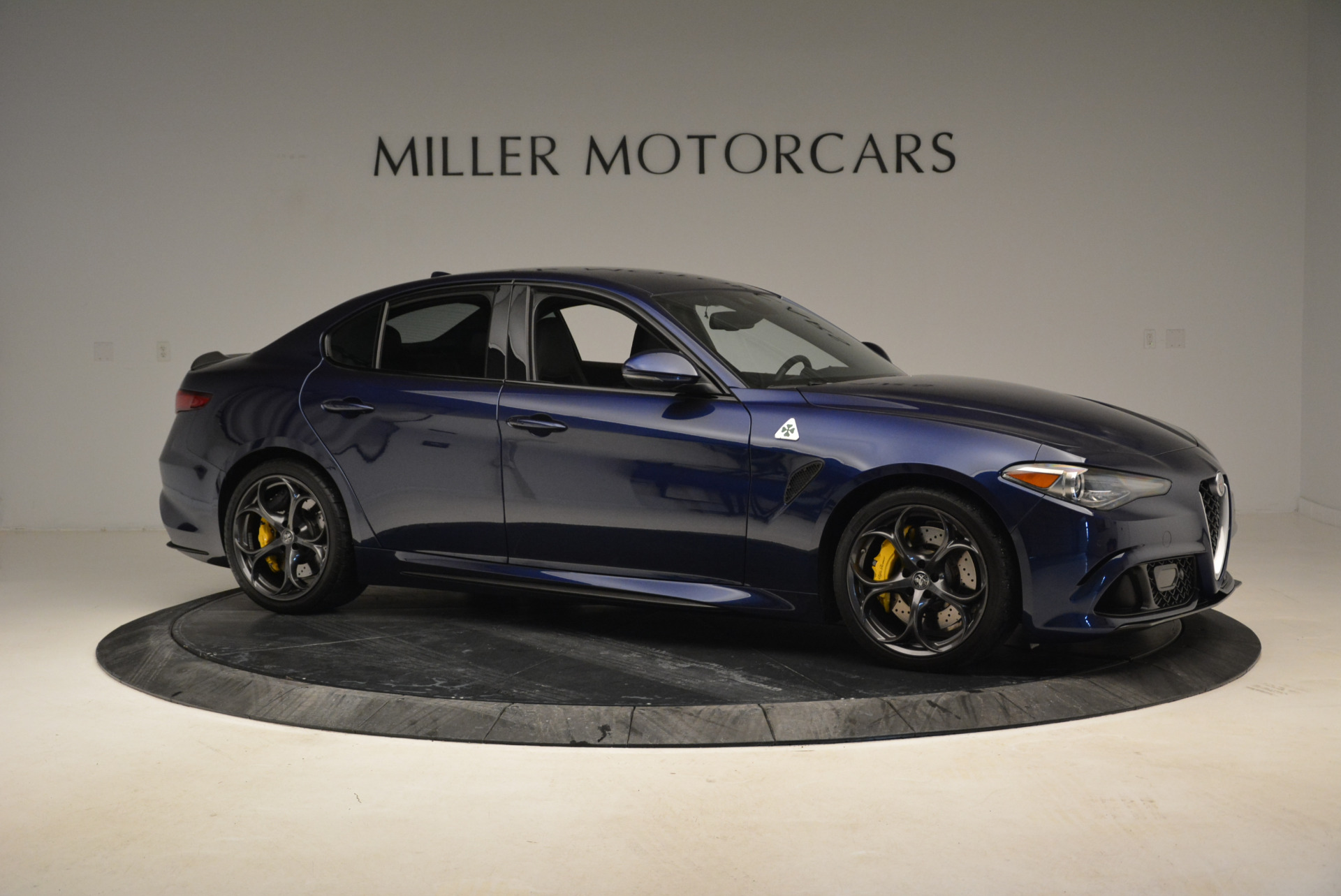 Used 2017 Alfa Romeo Giulia Quadrifoglio For Sale In Greenwich, CT. Alfa Romeo of Greenwich, 4415A 1079_p10