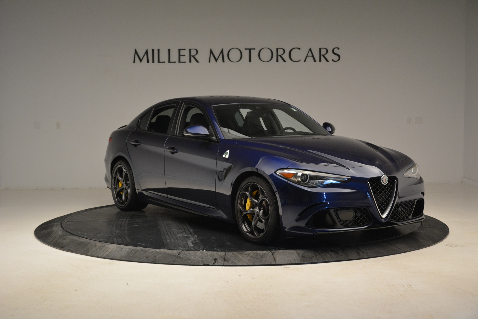 Used 2017 Alfa Romeo Giulia Quadrifoglio For Sale In Greenwich, CT. Alfa Romeo of Greenwich, 4415A 1079_p11