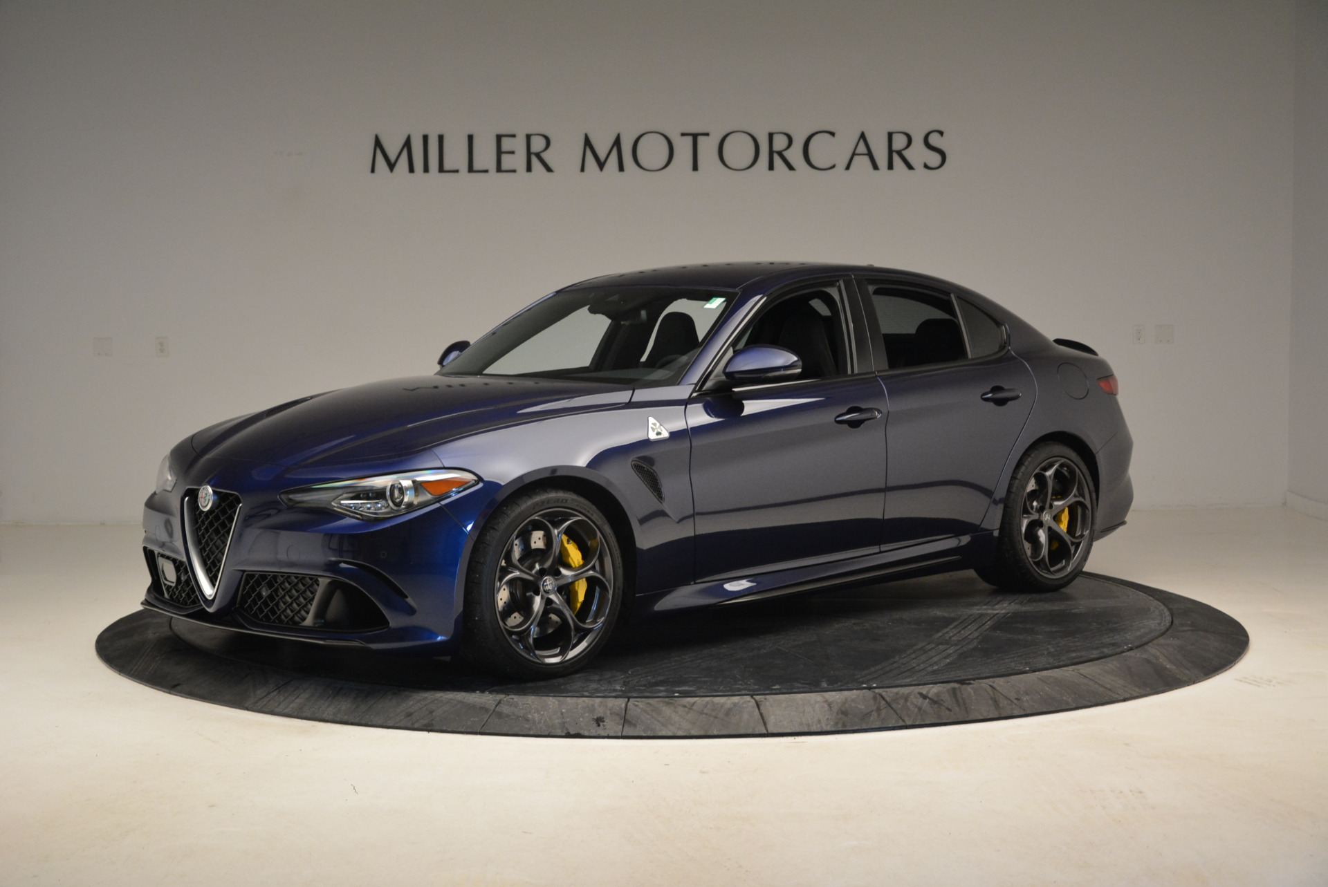 Used 2017 Alfa Romeo Giulia Quadrifoglio For Sale In Greenwich, CT. Alfa Romeo of Greenwich, 4415A 1079_p2