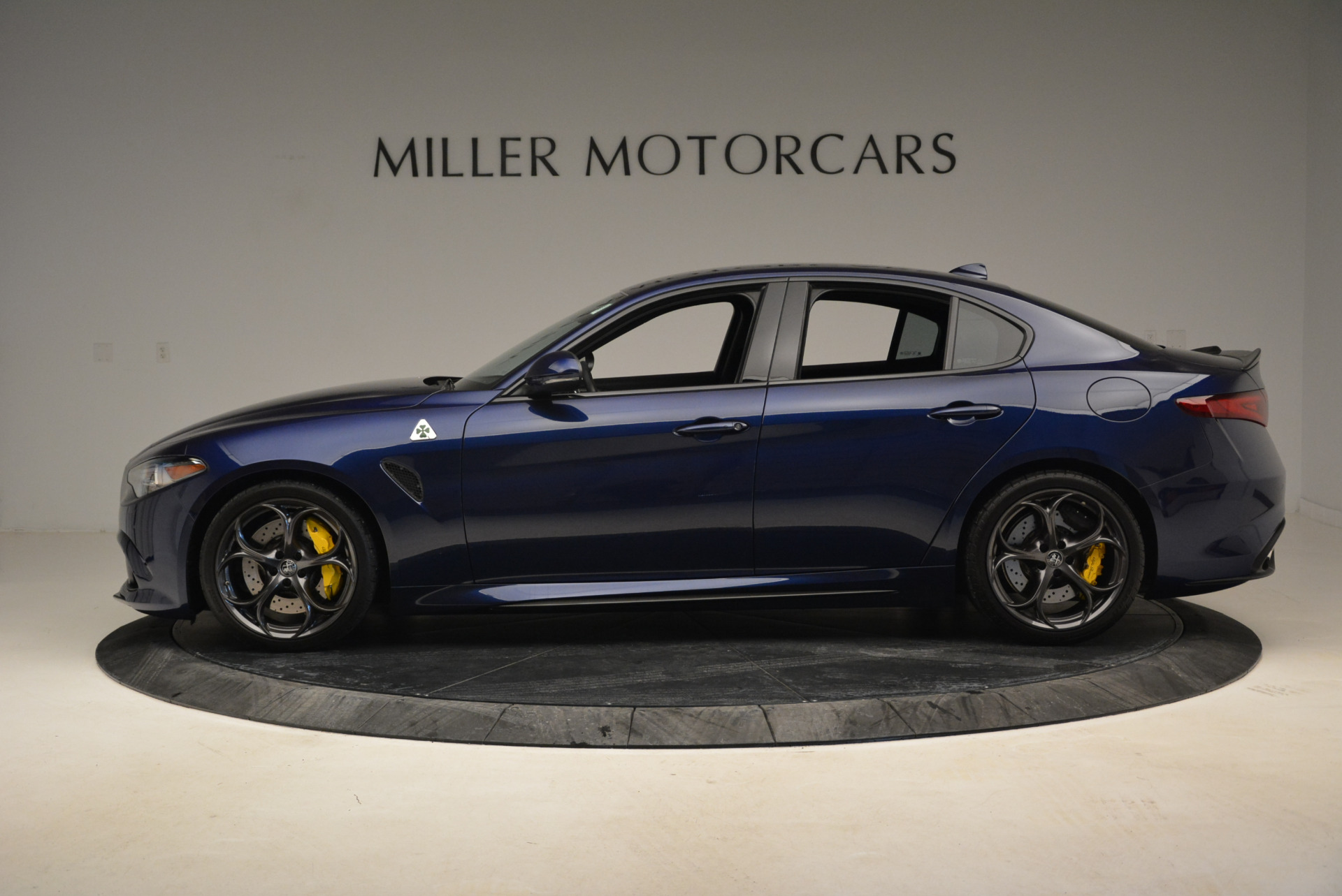 Used 2017 Alfa Romeo Giulia Quadrifoglio For Sale In Greenwich, CT. Alfa Romeo of Greenwich, 4415A 1079_p3