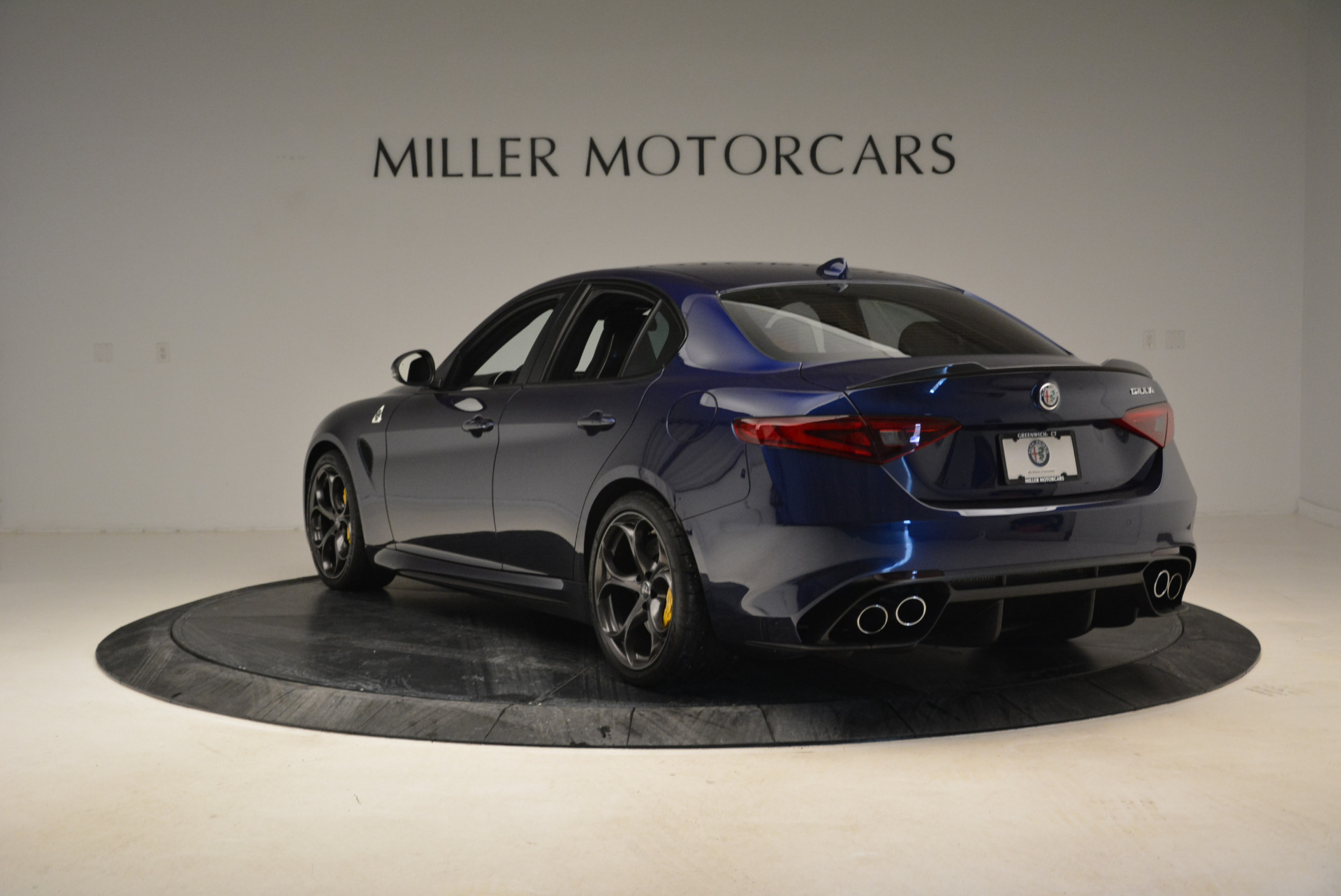 Used 2017 Alfa Romeo Giulia Quadrifoglio For Sale In Greenwich, CT. Alfa Romeo of Greenwich, 4415A 1079_p5