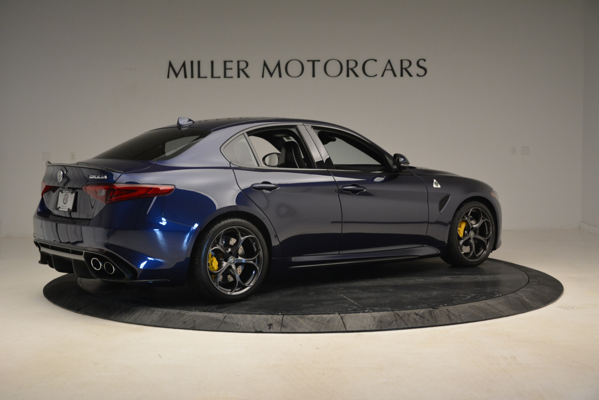 Used 2017 Alfa Romeo Giulia Quadrifoglio For Sale In Greenwich, CT. Alfa Romeo of Greenwich, 4415A 1079_p8