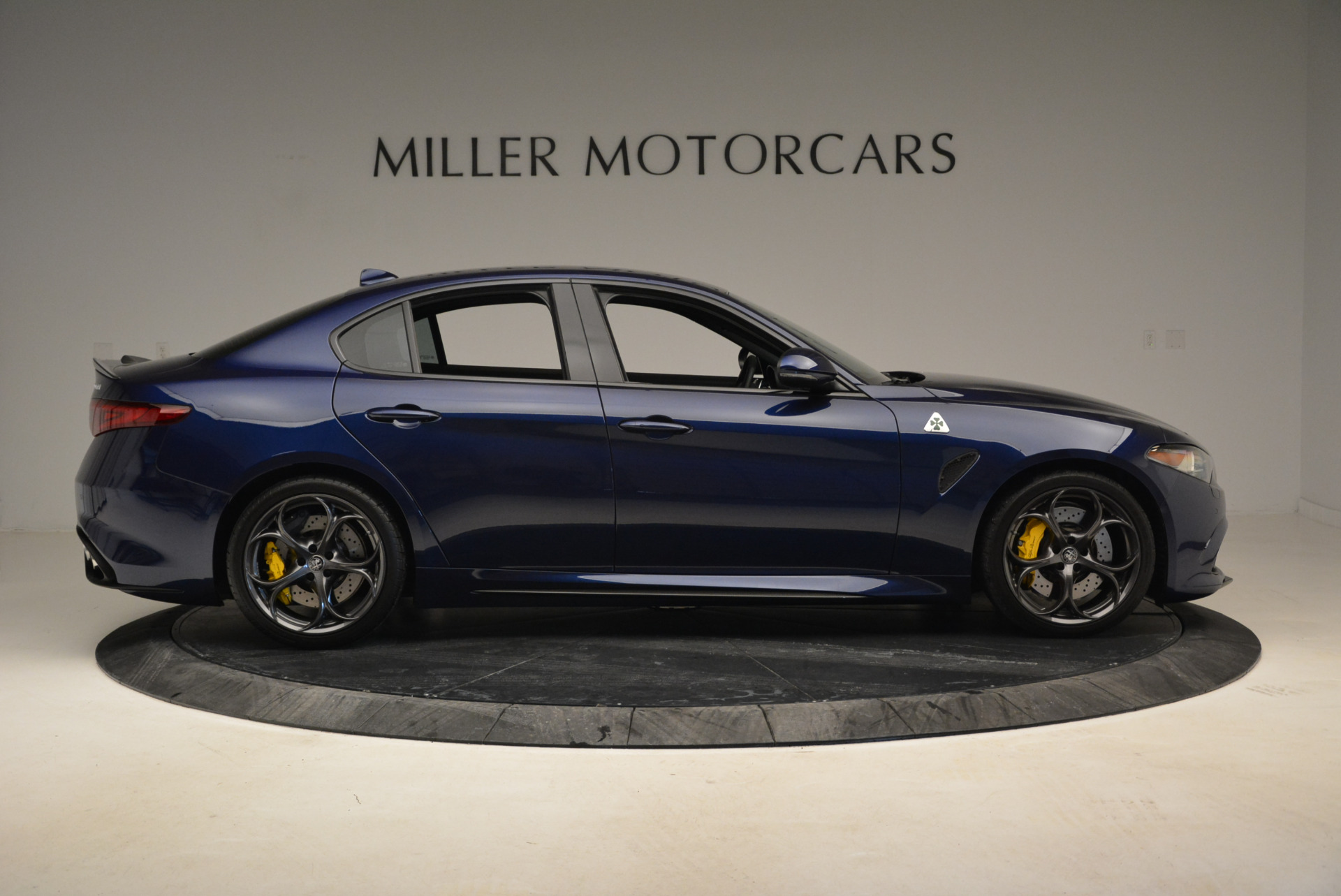 Used 2017 Alfa Romeo Giulia Quadrifoglio For Sale In Greenwich, CT. Alfa Romeo of Greenwich, 4415A 1079_p9