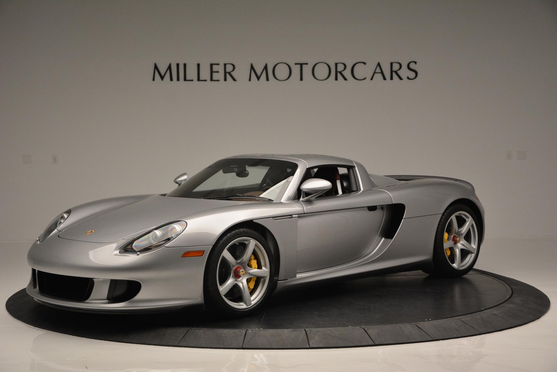 Used 2005 Porsche Carrera GT  For Sale In Greenwich, CT. Alfa Romeo of Greenwich, 7114 108_main