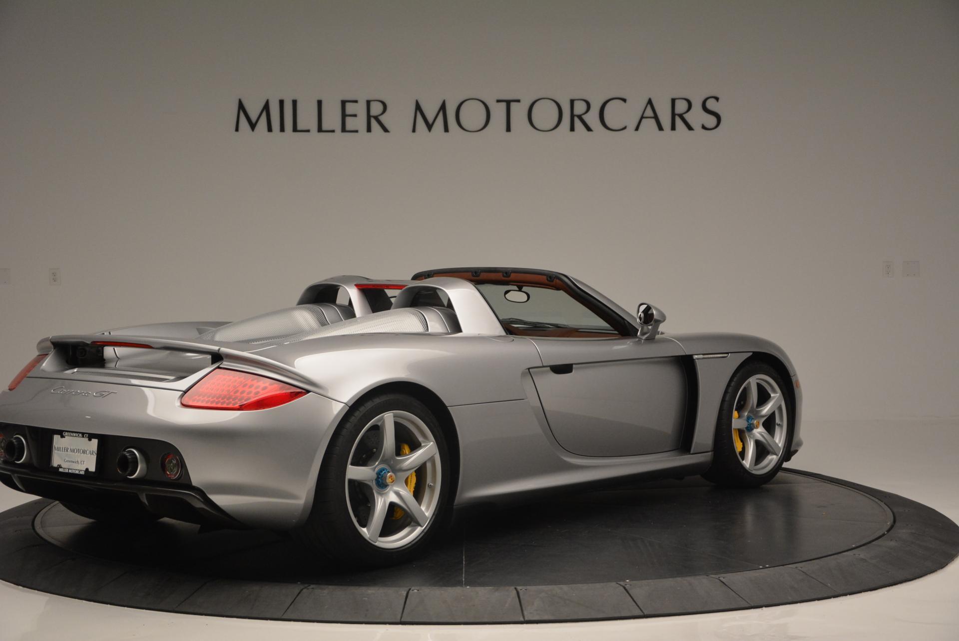 Used 2005 Porsche Carrera GT  For Sale In Greenwich, CT. Alfa Romeo of Greenwich, 7114 108_p10