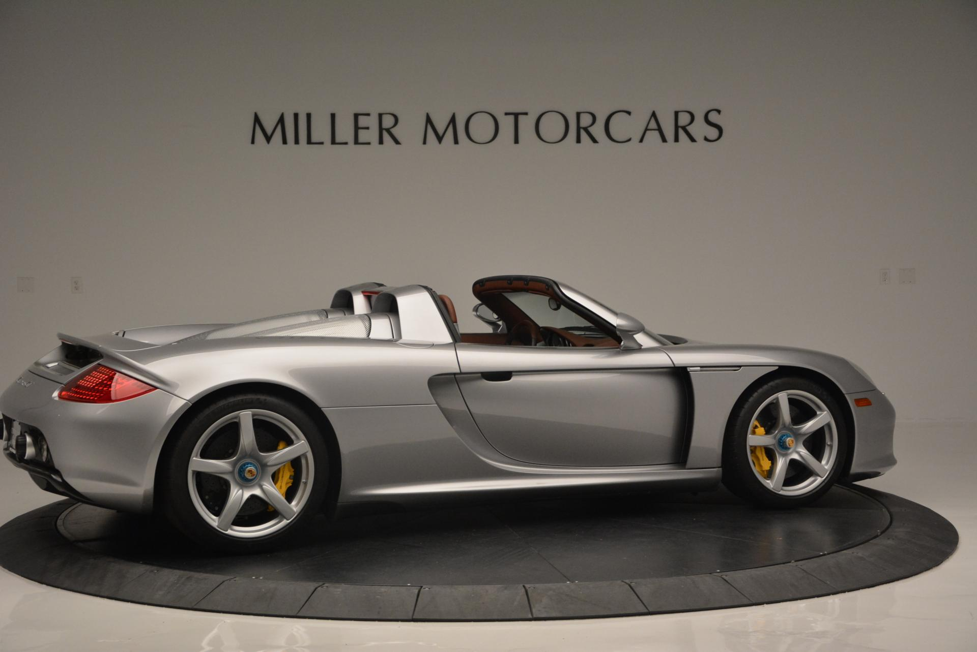 Used 2005 Porsche Carrera GT  For Sale In Greenwich, CT. Alfa Romeo of Greenwich, 7114 108_p11