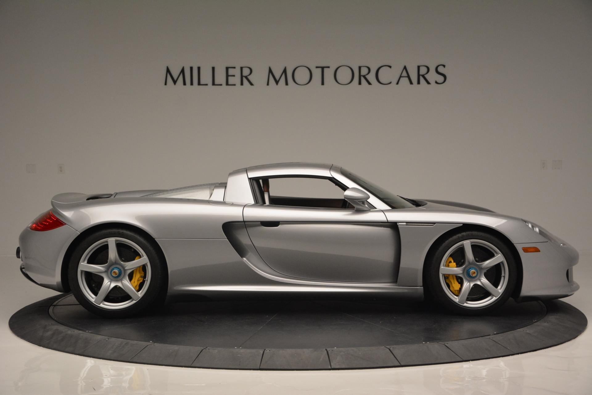 Used 2005 Porsche Carrera GT  For Sale In Greenwich, CT. Alfa Romeo of Greenwich, 7114 108_p12