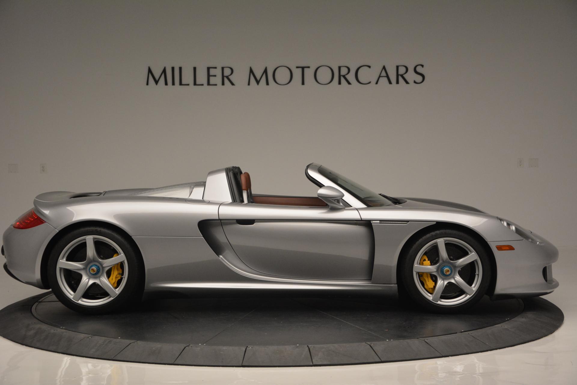 Used 2005 Porsche Carrera GT  For Sale In Greenwich, CT. Alfa Romeo of Greenwich, 7114 108_p13