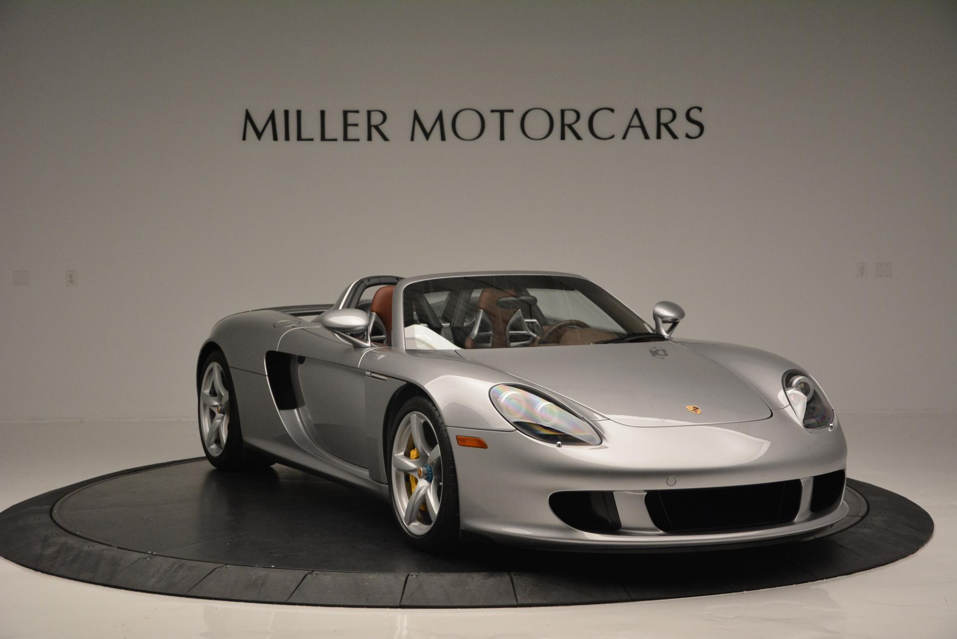 Used 2005 Porsche Carrera GT  For Sale In Greenwich, CT. Alfa Romeo of Greenwich, 7114 108_p14