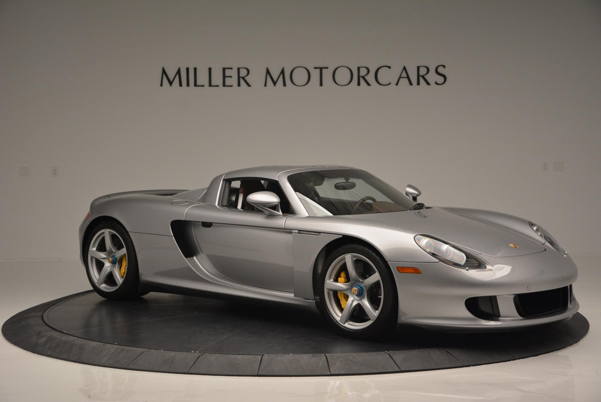 Used 2005 Porsche Carrera GT  For Sale In Greenwich, CT. Alfa Romeo of Greenwich, 7114 108_p15