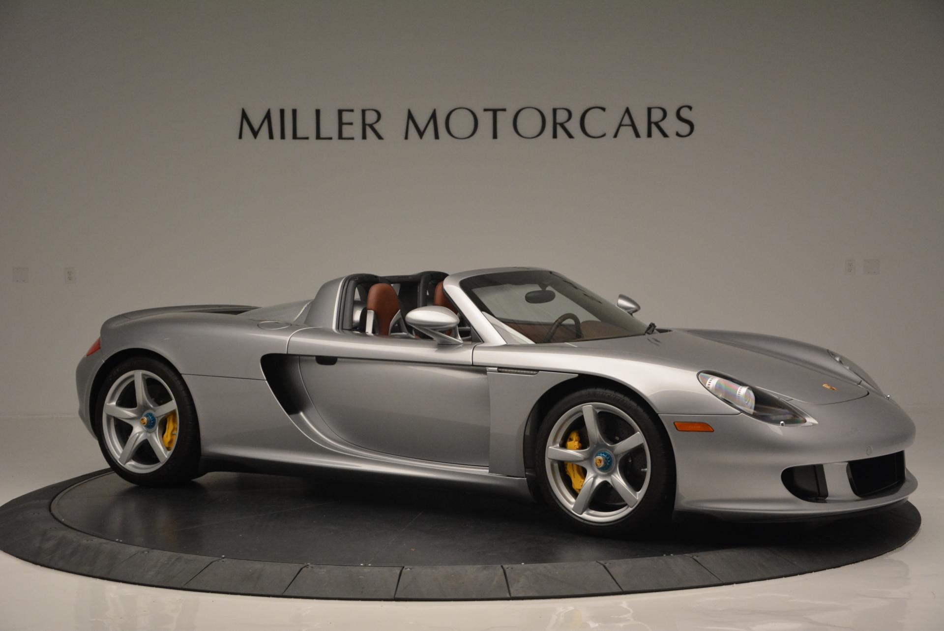 Used 2005 Porsche Carrera GT  For Sale In Greenwich, CT. Alfa Romeo of Greenwich, 7114 108_p16